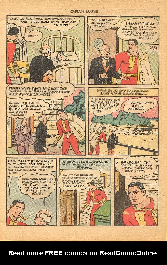 Captain Marvel Adventures issue 62 - Page 7