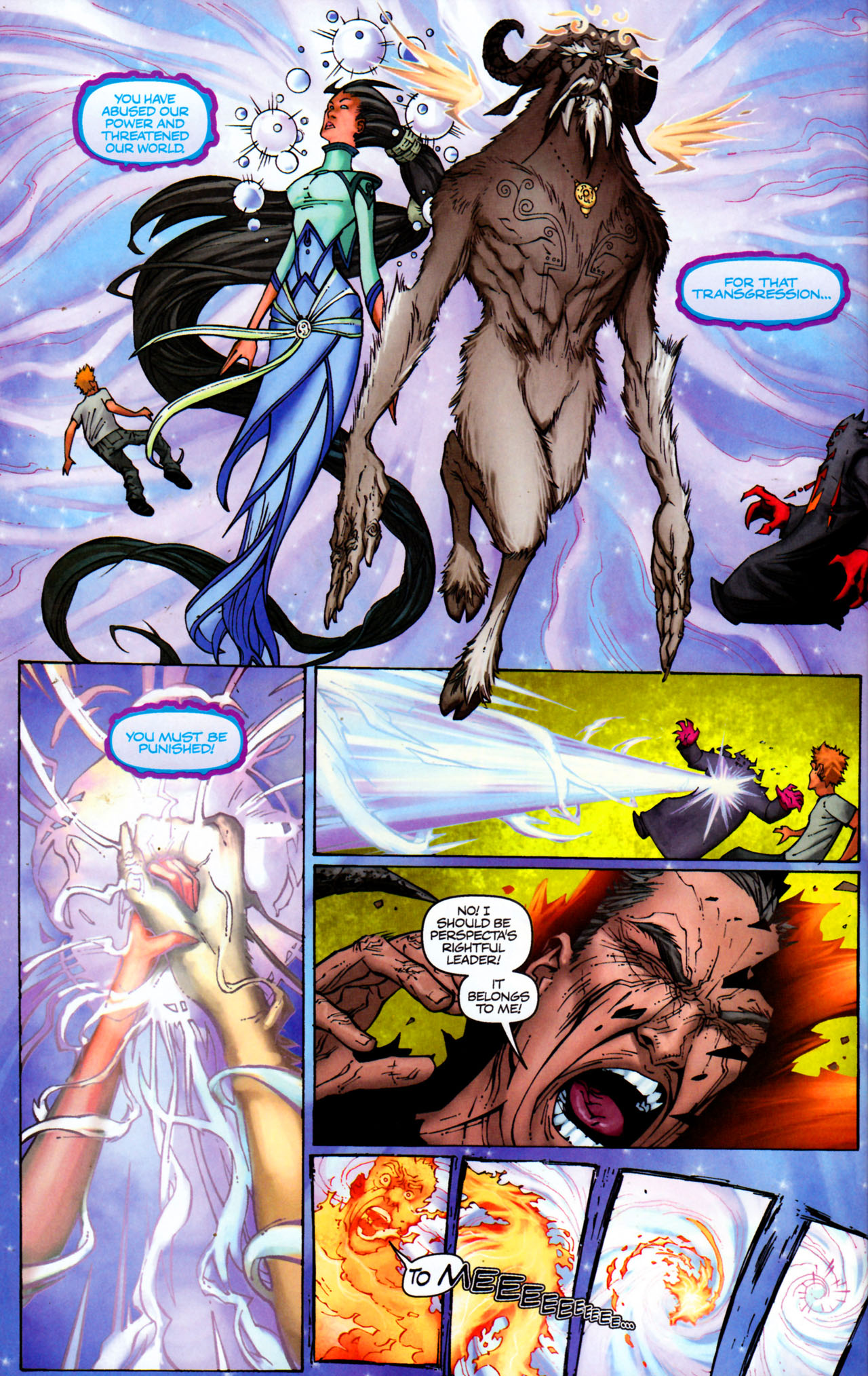 Read online Shrugged (2006) comic -  Issue #8 - 31