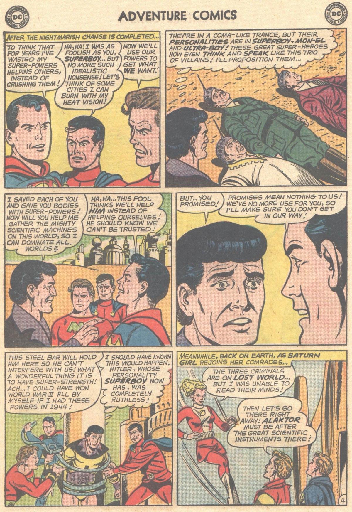 Read online Adventure Comics (1938) comic -  Issue #501 - 22