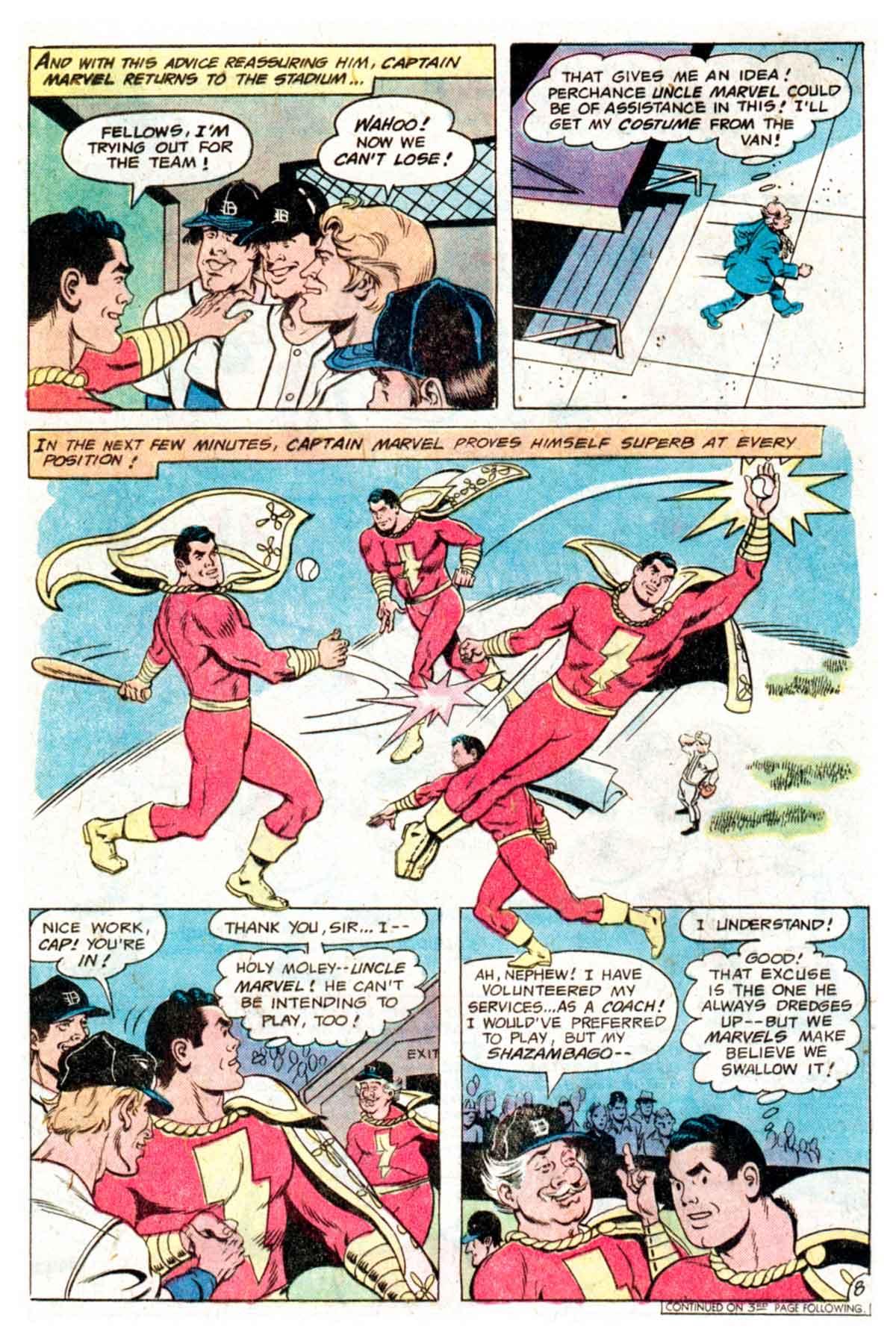 Read online Shazam! (1973) comic -  Issue #32 - 9