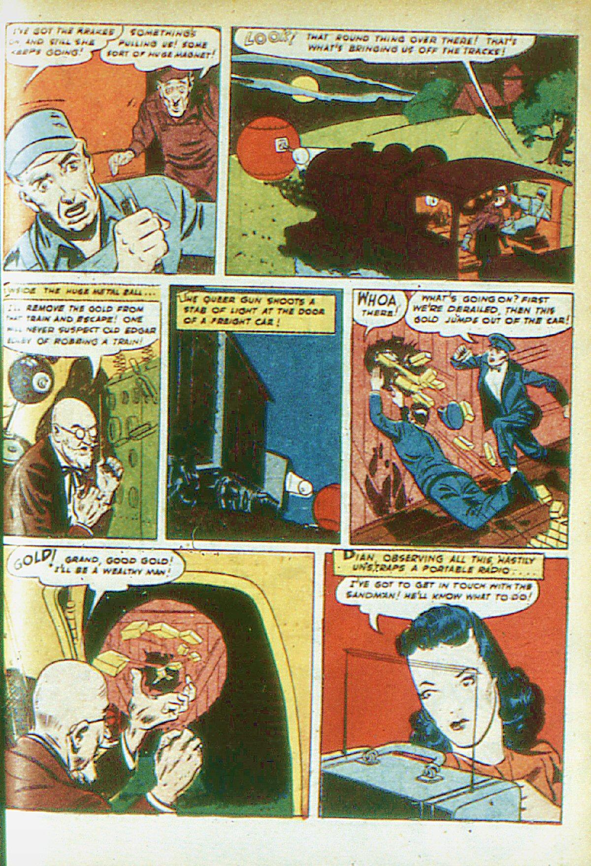 Read online Adventure Comics (1938) comic -  Issue #66 - 60
