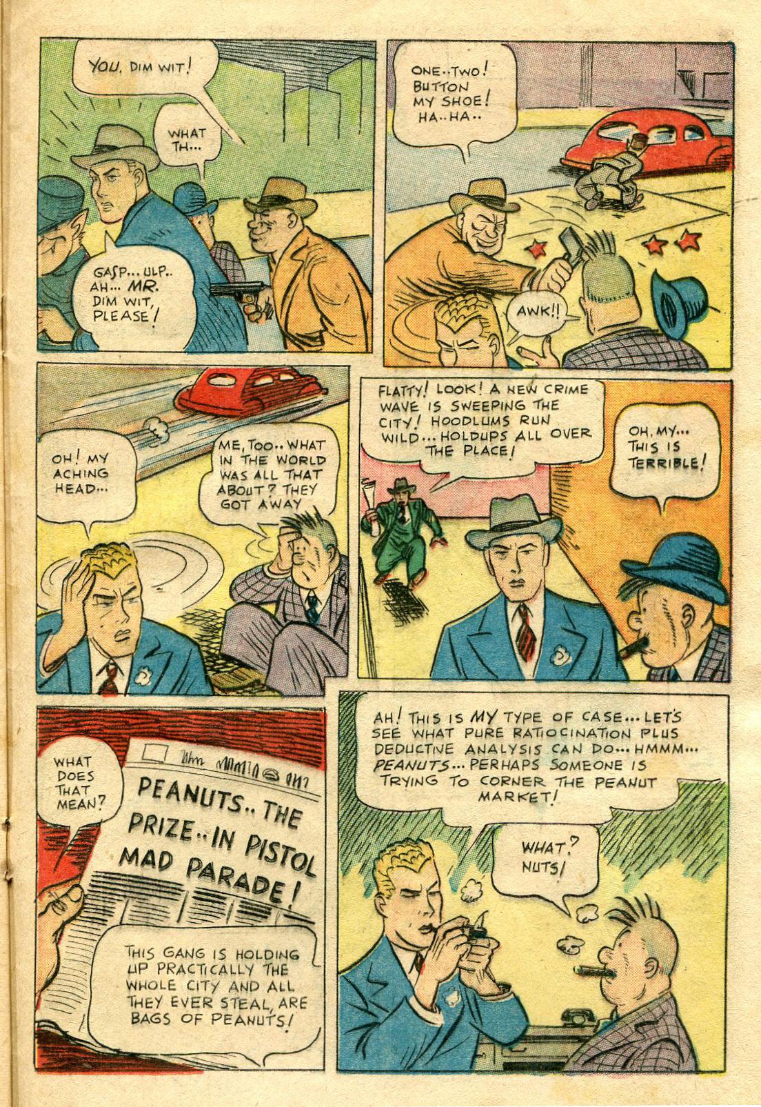 Read online Shadow Comics comic -  Issue #65 - 37
