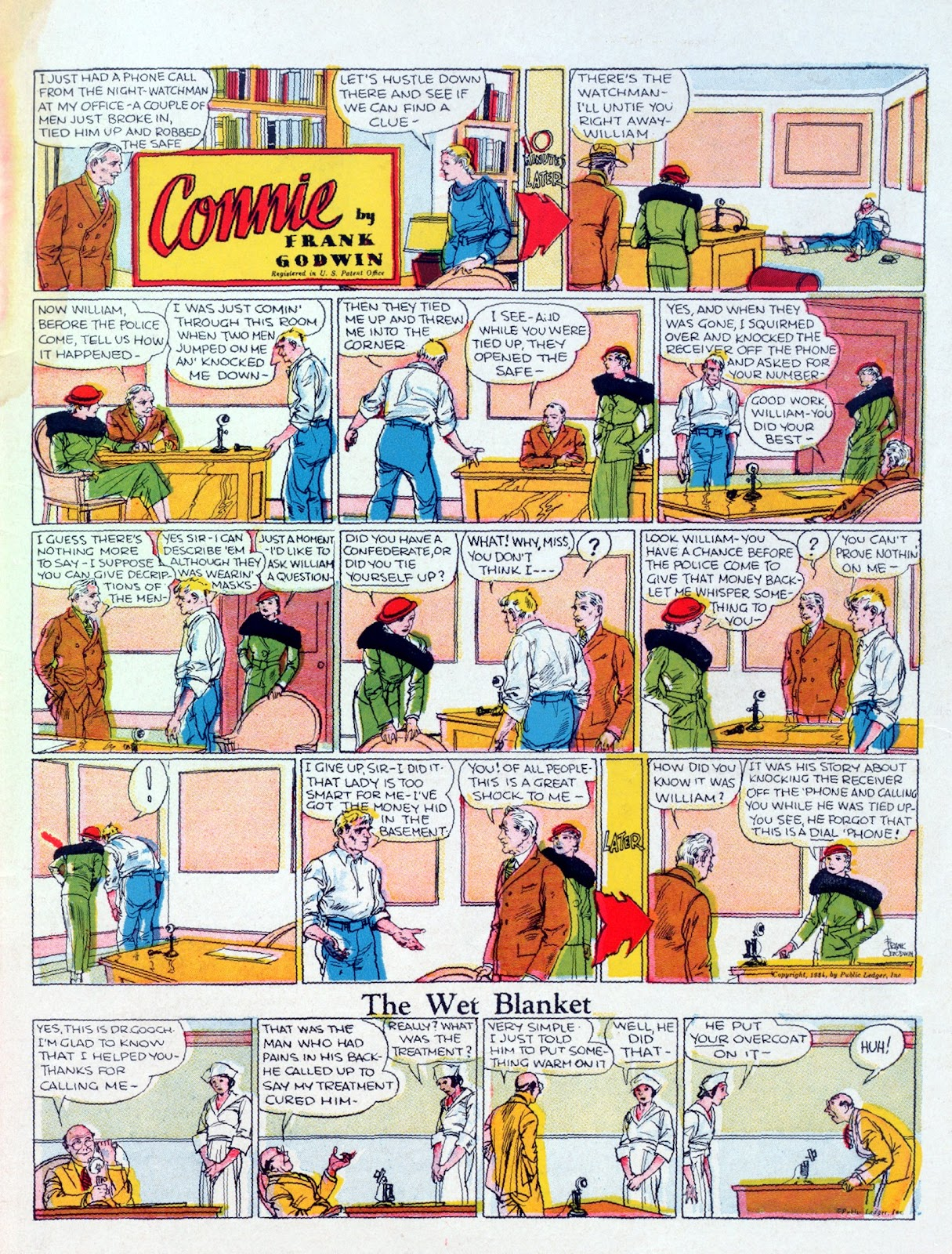 Read online Famous Funnies comic -  Issue #12 - 67