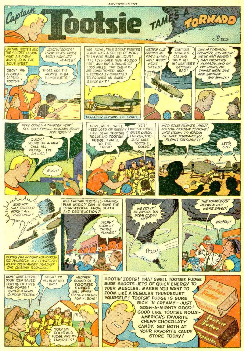 Read online Sensation (Mystery) Comics comic -  Issue #77 - 24