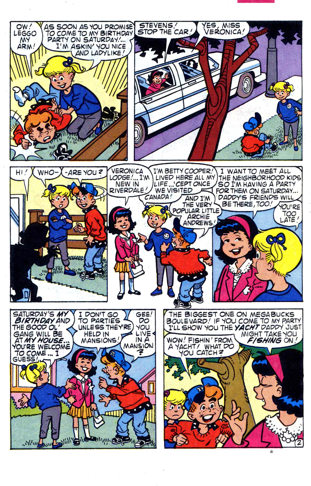 Read online Archie (1960) comic -  Issue #400 - 5