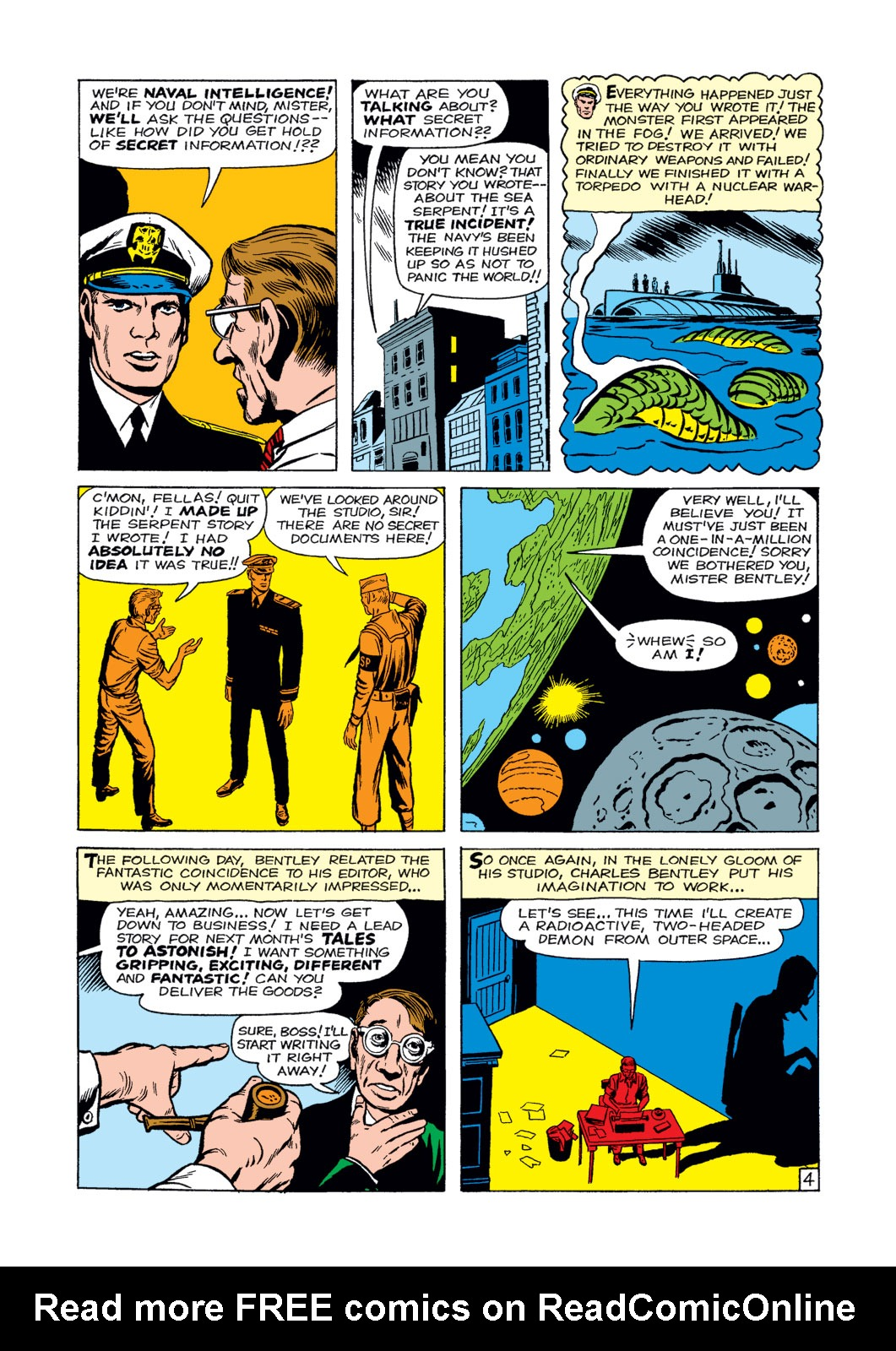 Tales to Astonish (1959) issue 20 - Page 5