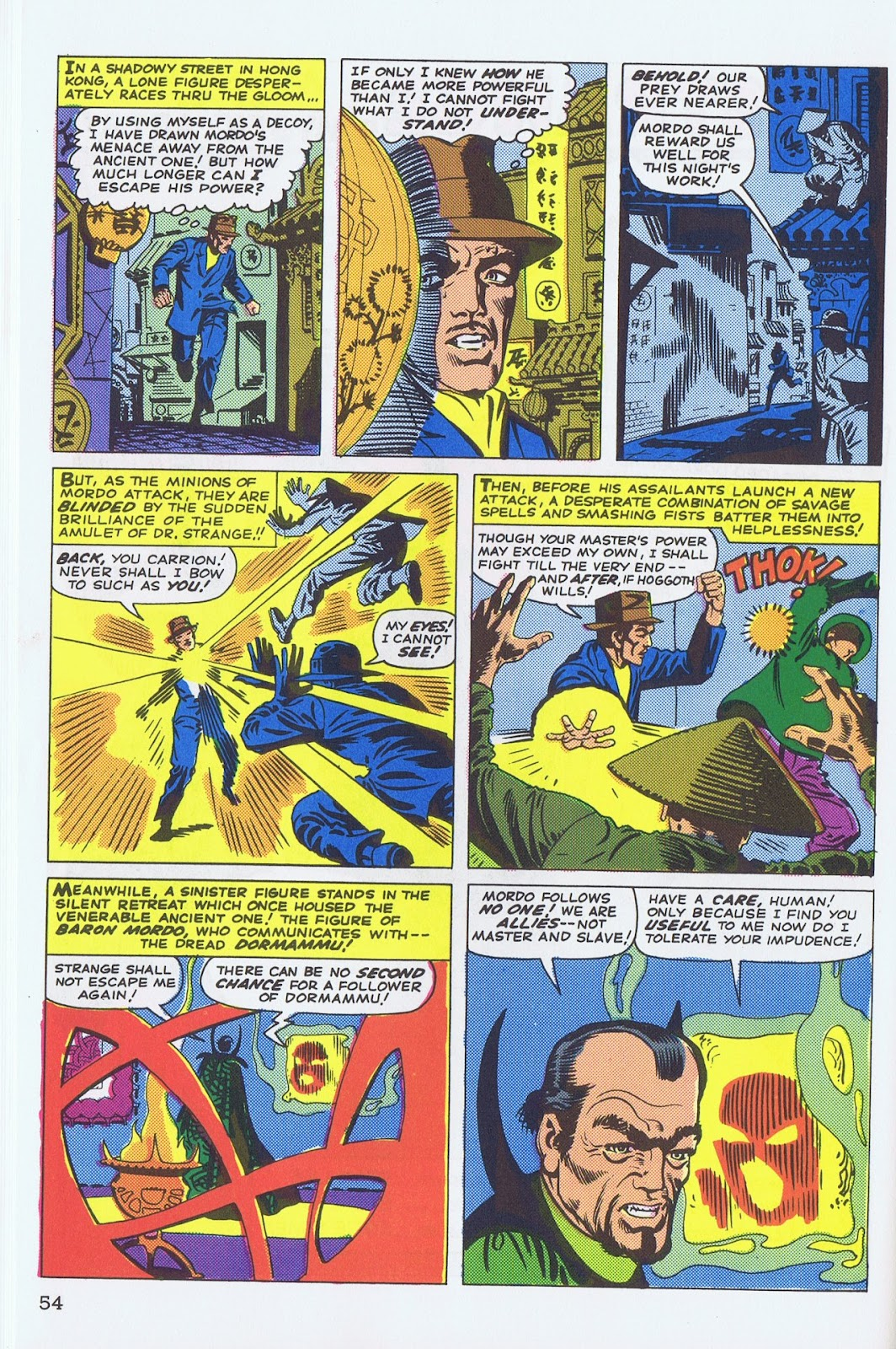 Doctor Strange: Master of the Mystic Arts issue TPB - Page 50
