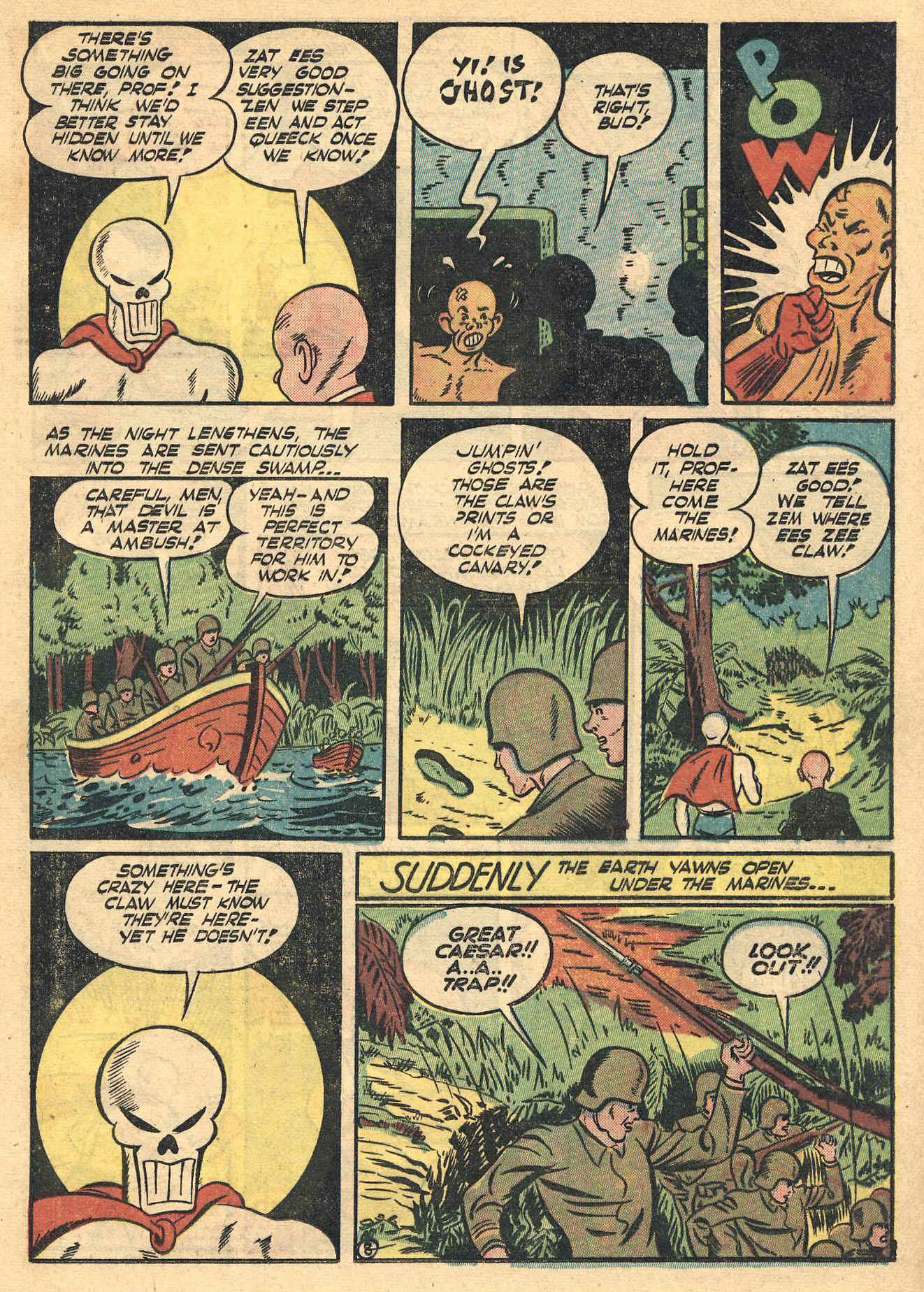 Daredevil (1941) issue 16 - Page 39