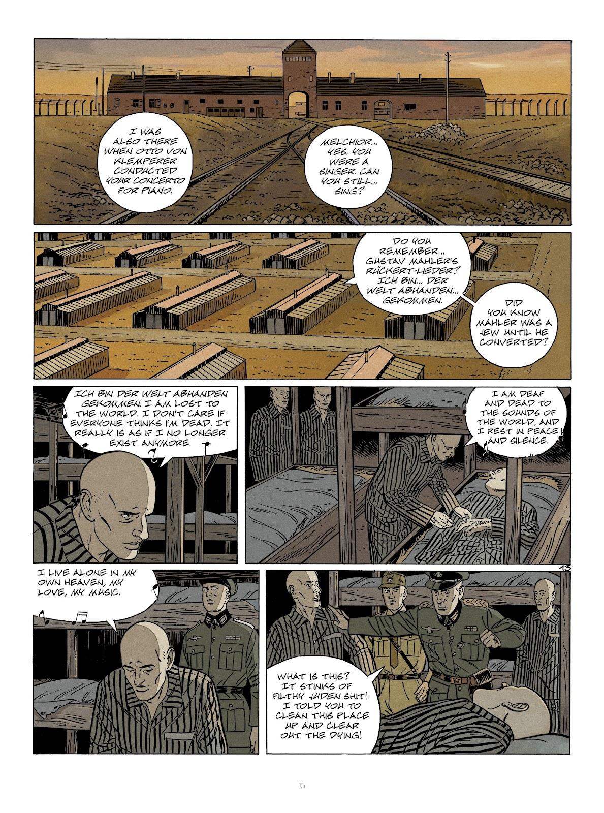 Read online Sherman comic -  Issue #7 - 15
