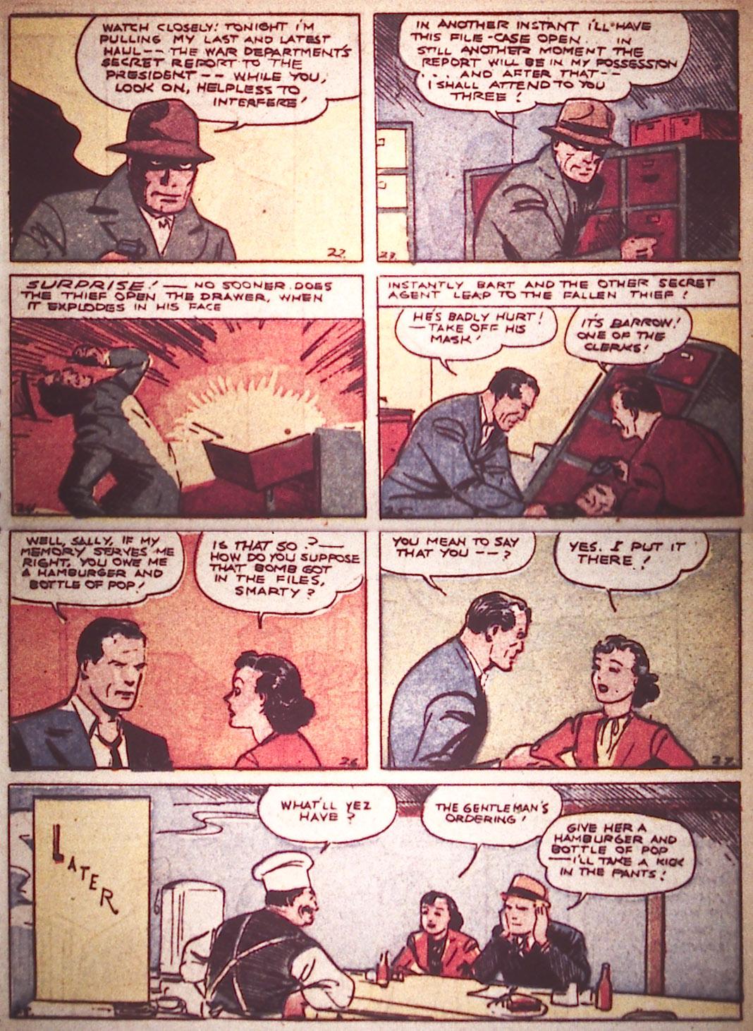 Read online Detective Comics (1937) comic -  Issue #16 - 39