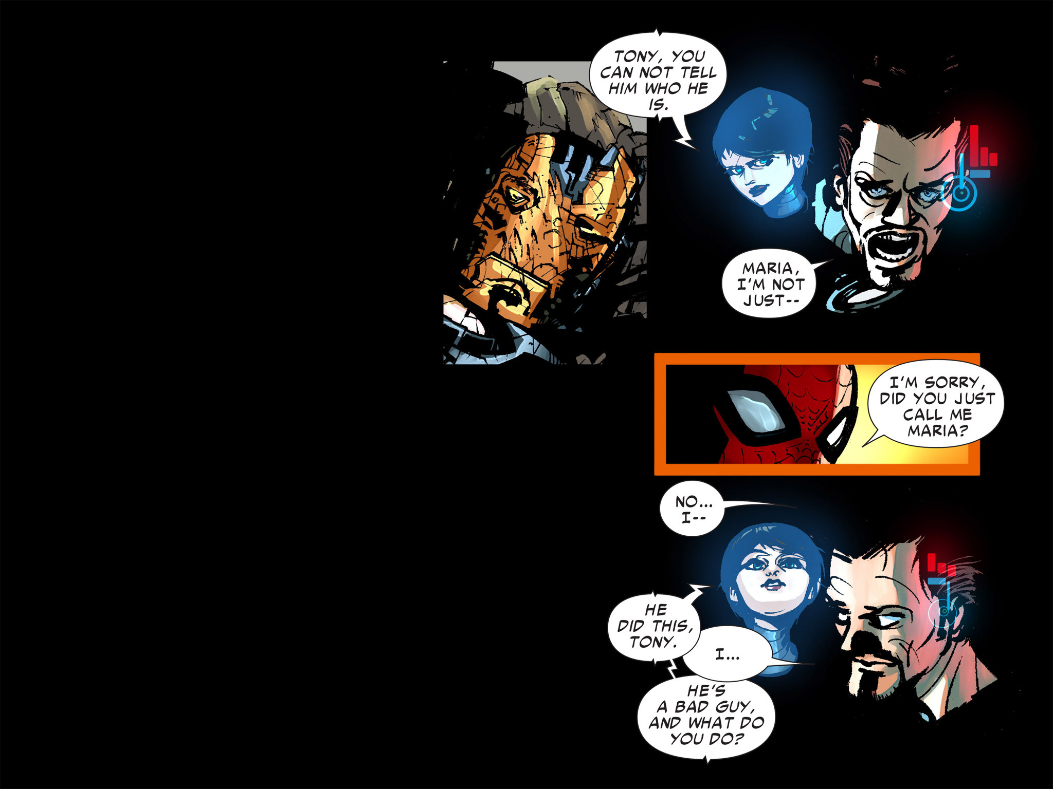 Read online Amazing Spider-Man: Who Am I? comic -  Issue # Full (Part 1) - 172
