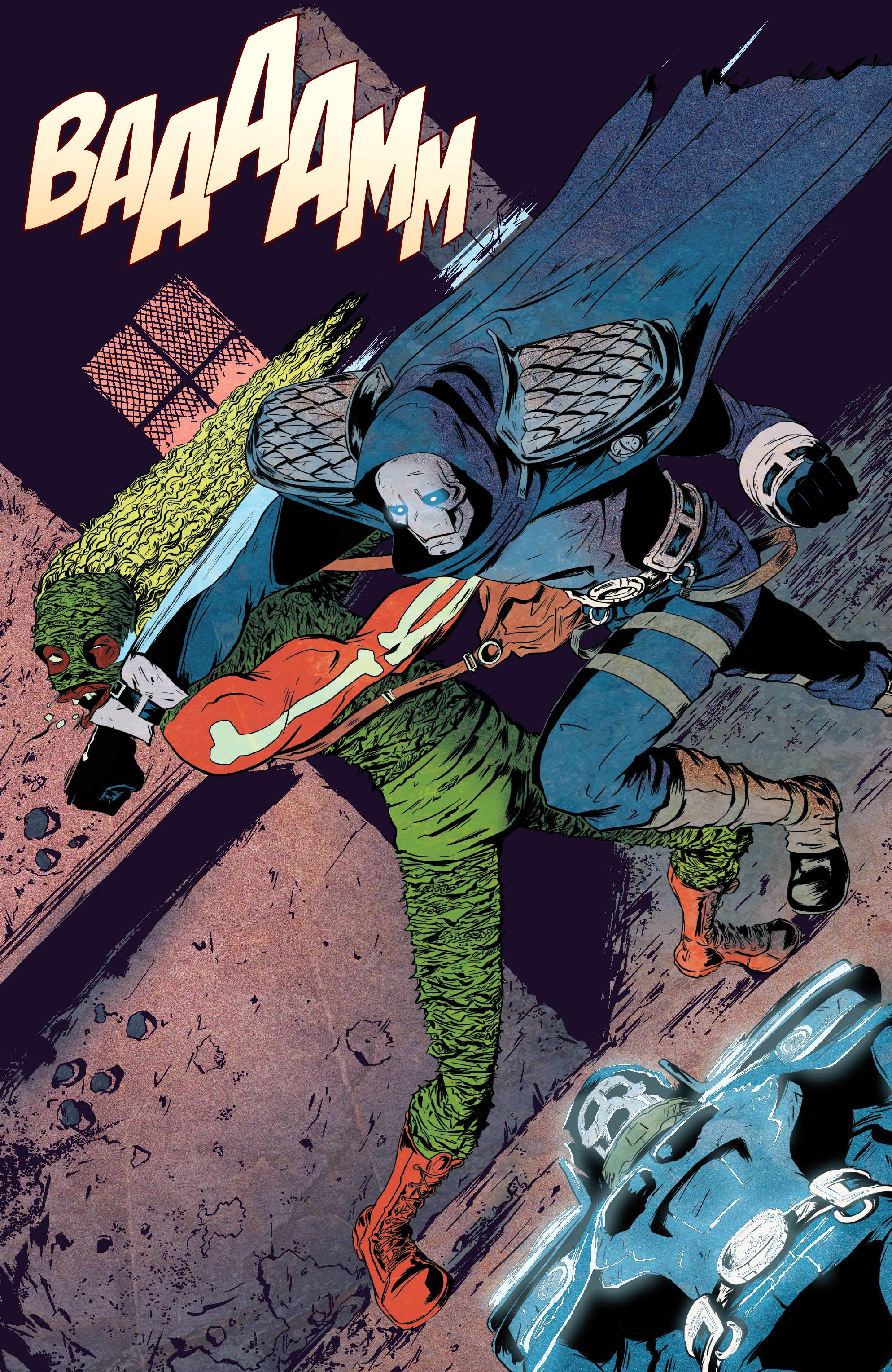 Read online Translucid comic -  Issue #4 - 13