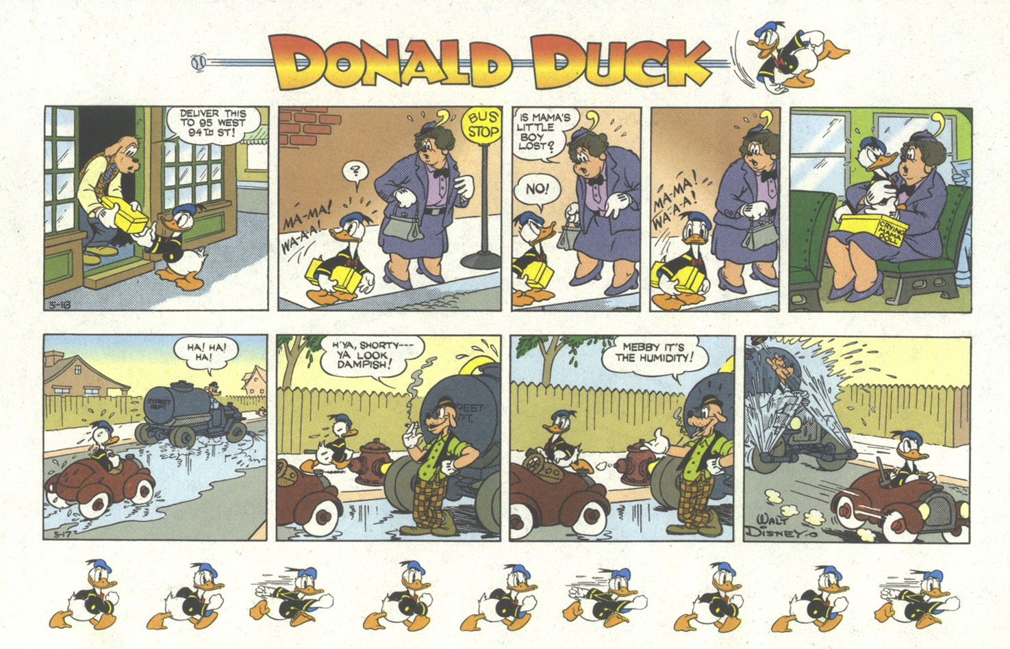 Walt Disney's Donald Duck (1986) issue 297 - Page 18