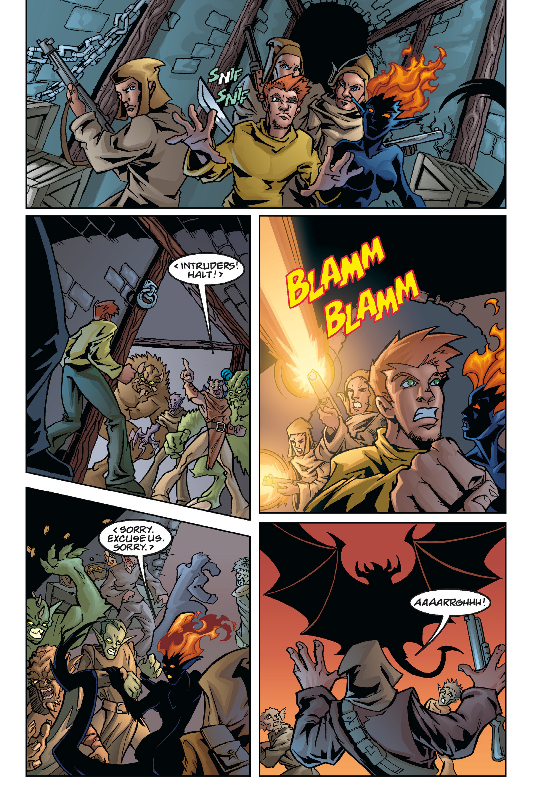 Read online Buffy the Vampire Slayer: Omnibus comic -  Issue # TPB 5 - 357