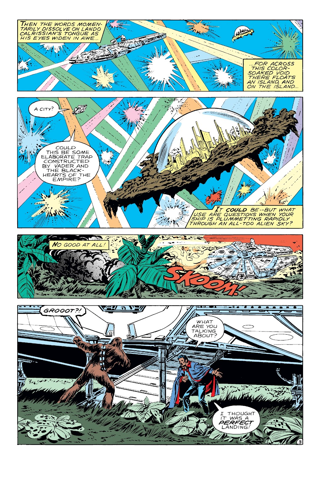 Read online Star Wars Legends: The Original Marvel Years - Epic Collection comic -  Issue # TPB 3 (Part 2) - 39