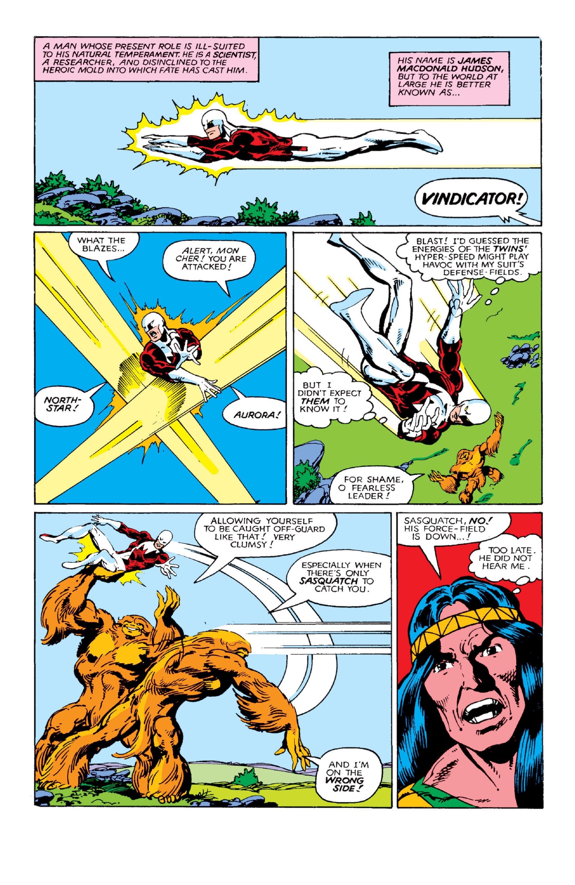 Read online Alpha Flight (1983) comic -  Issue #2 - 3