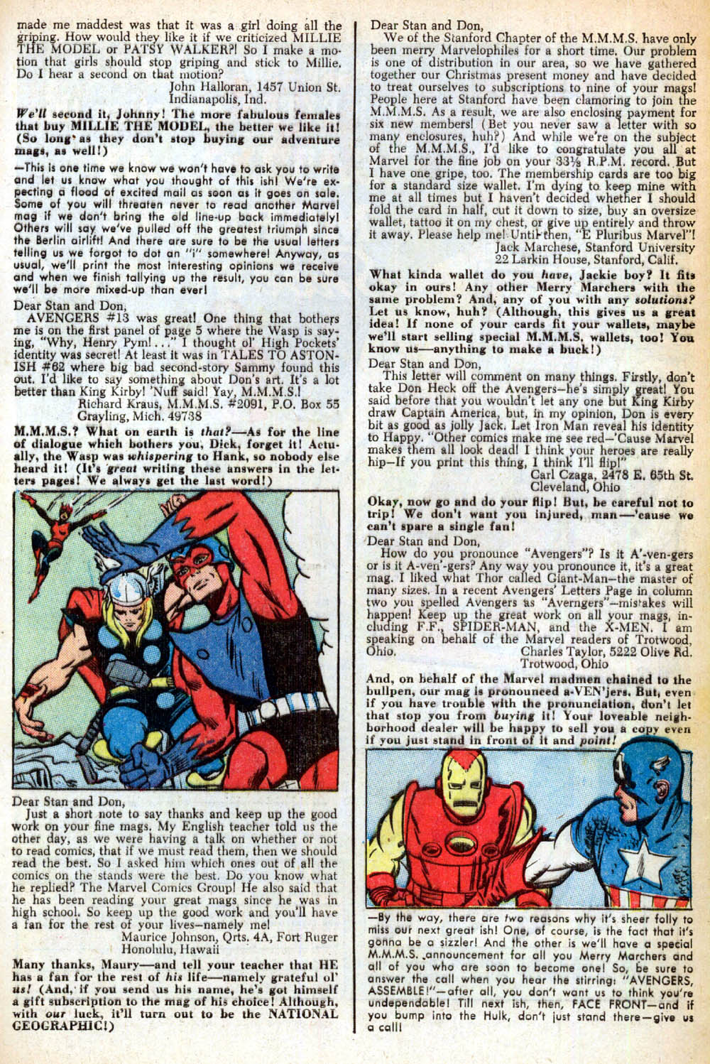 The Avengers (1963) 16 Page 35