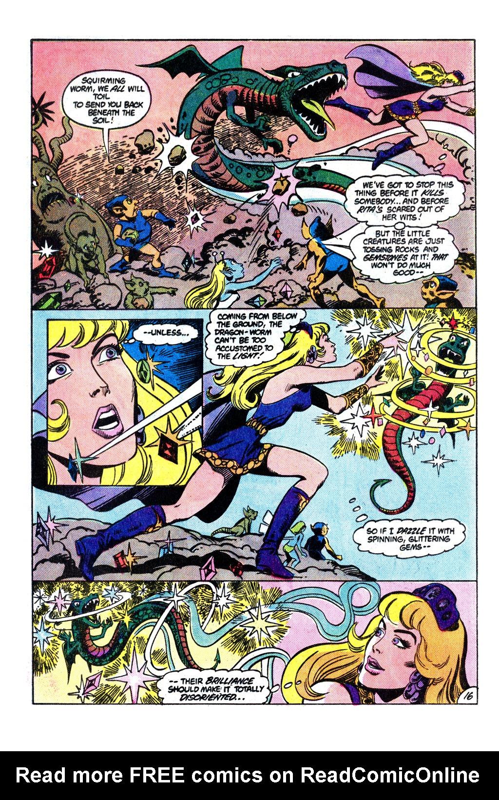 Read online Amethyst, Princess of Gemworld comic -  Issue # _Annual 1 - 17