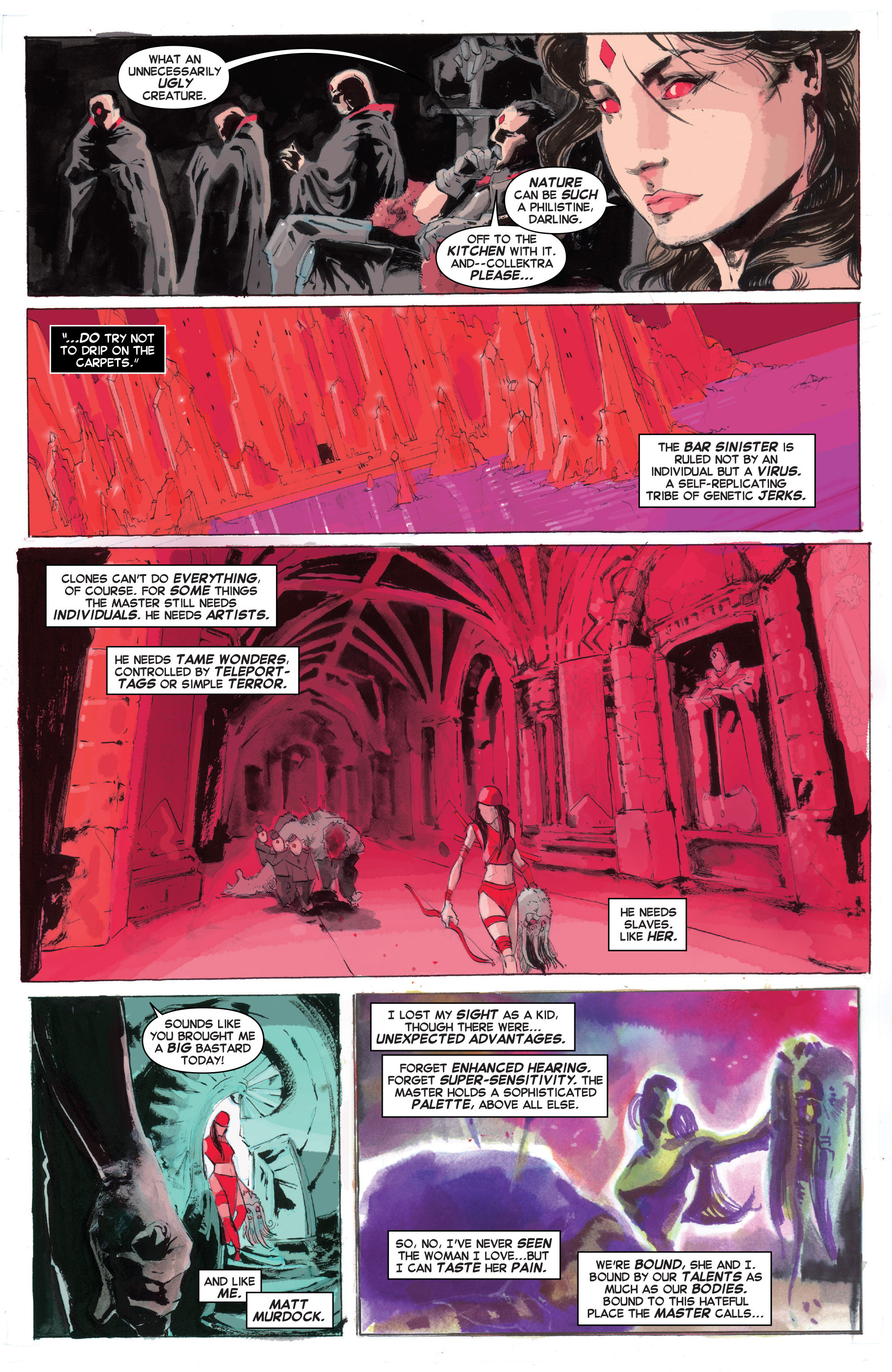 Read online Secret Wars Journal/Battleworld comic -  Issue # TPB - 38