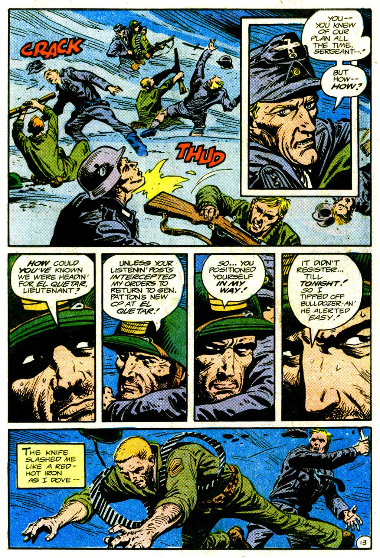 Read online Sgt. Rock comic -  Issue #370 - 18