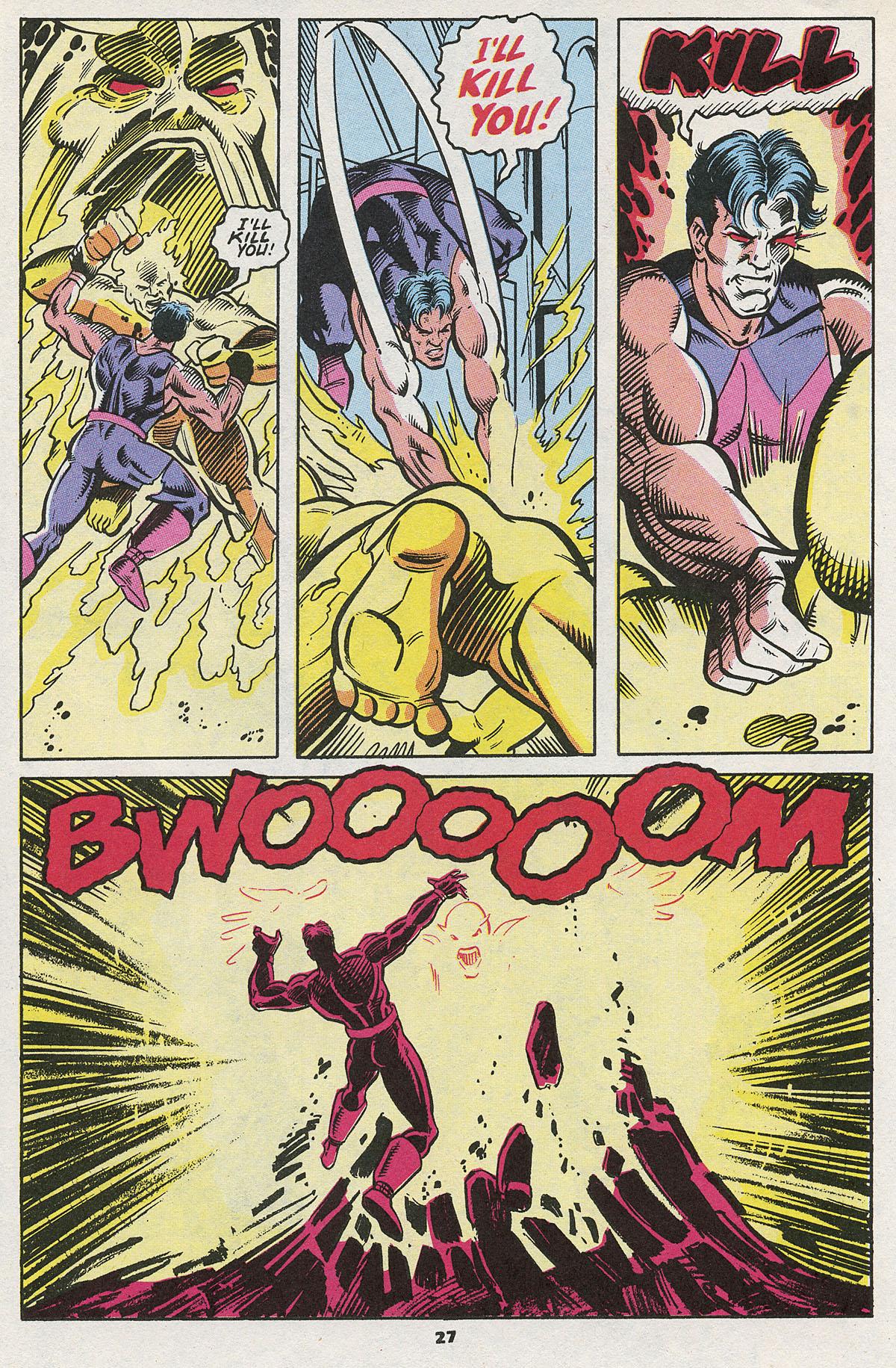 Read online Wonder Man (1991) comic -  Issue #12 - 21