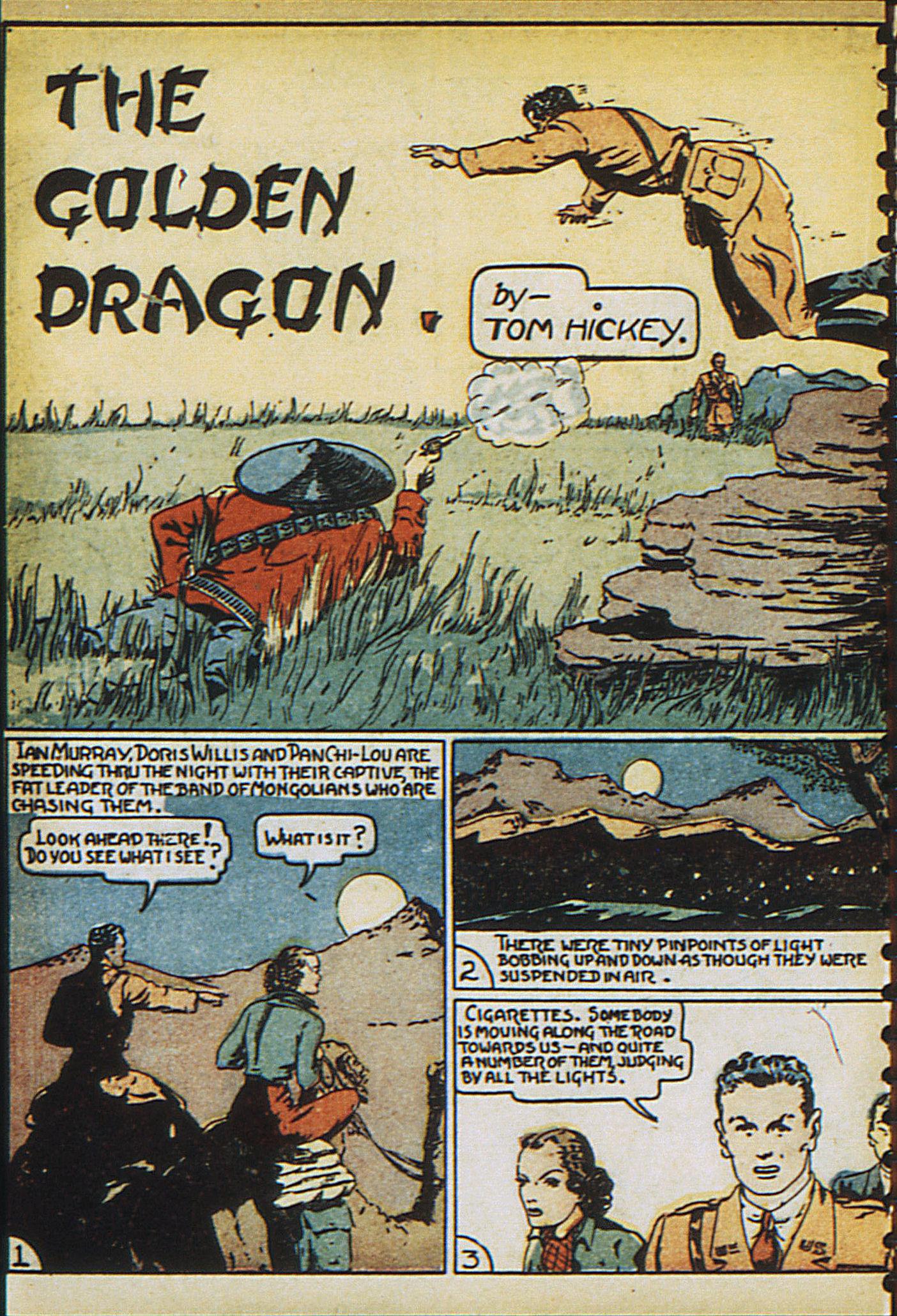 Read online Adventure Comics (1938) comic -  Issue #23 - 32