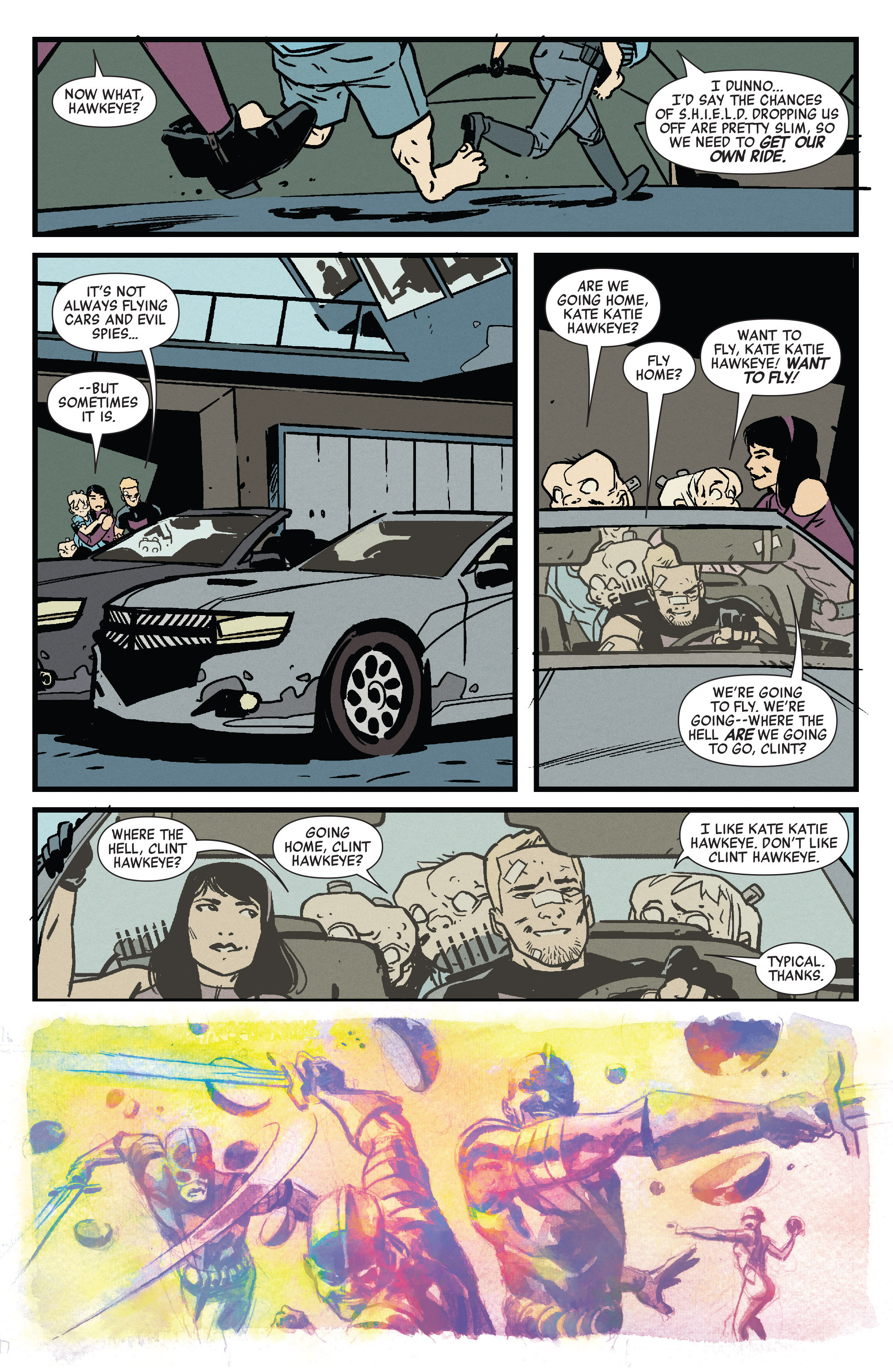Read online All-New Hawkeye (2015) comic -  Issue #3 - 17