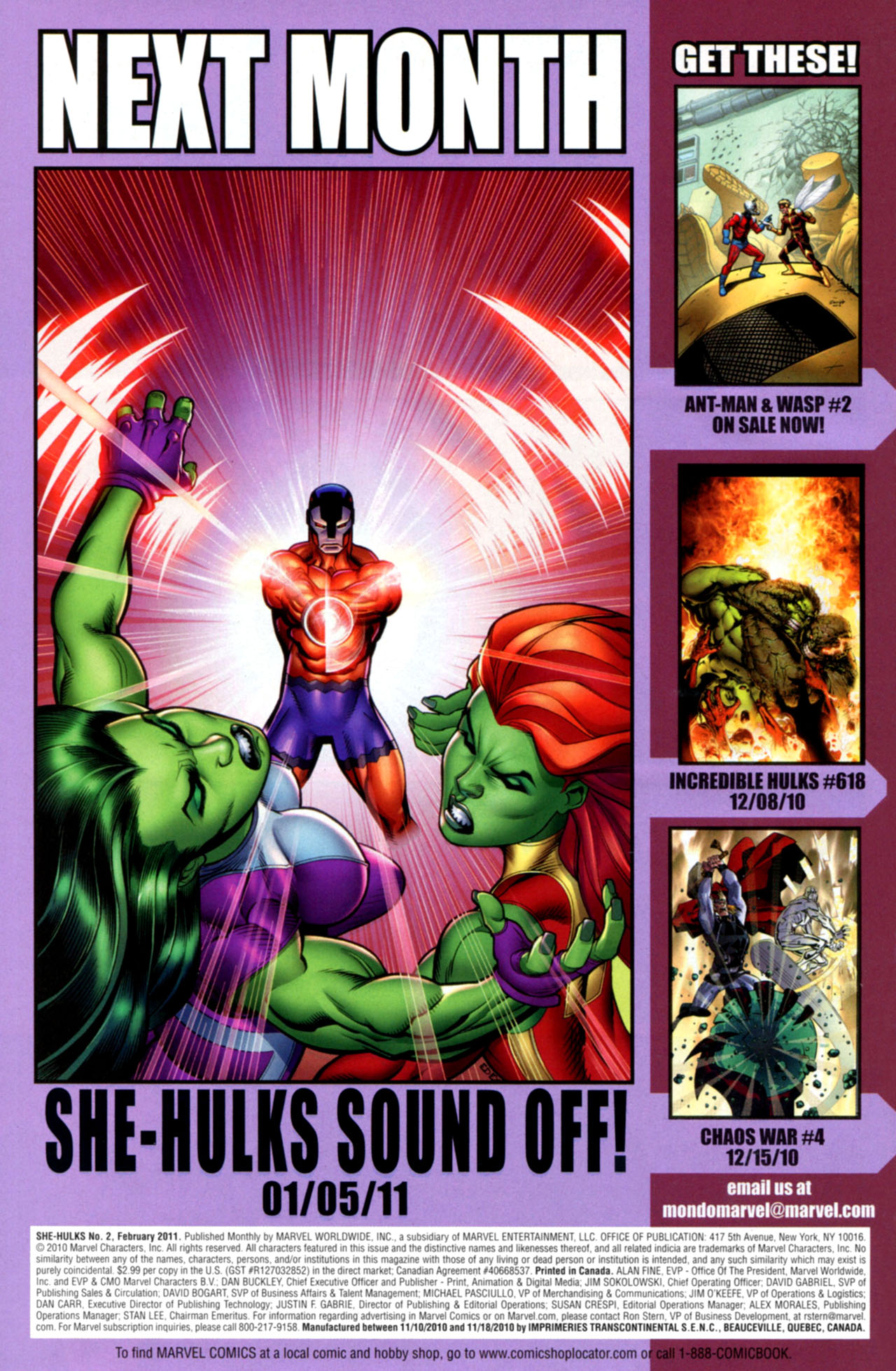 Read online She-Hulks comic -  Issue #2 - 25