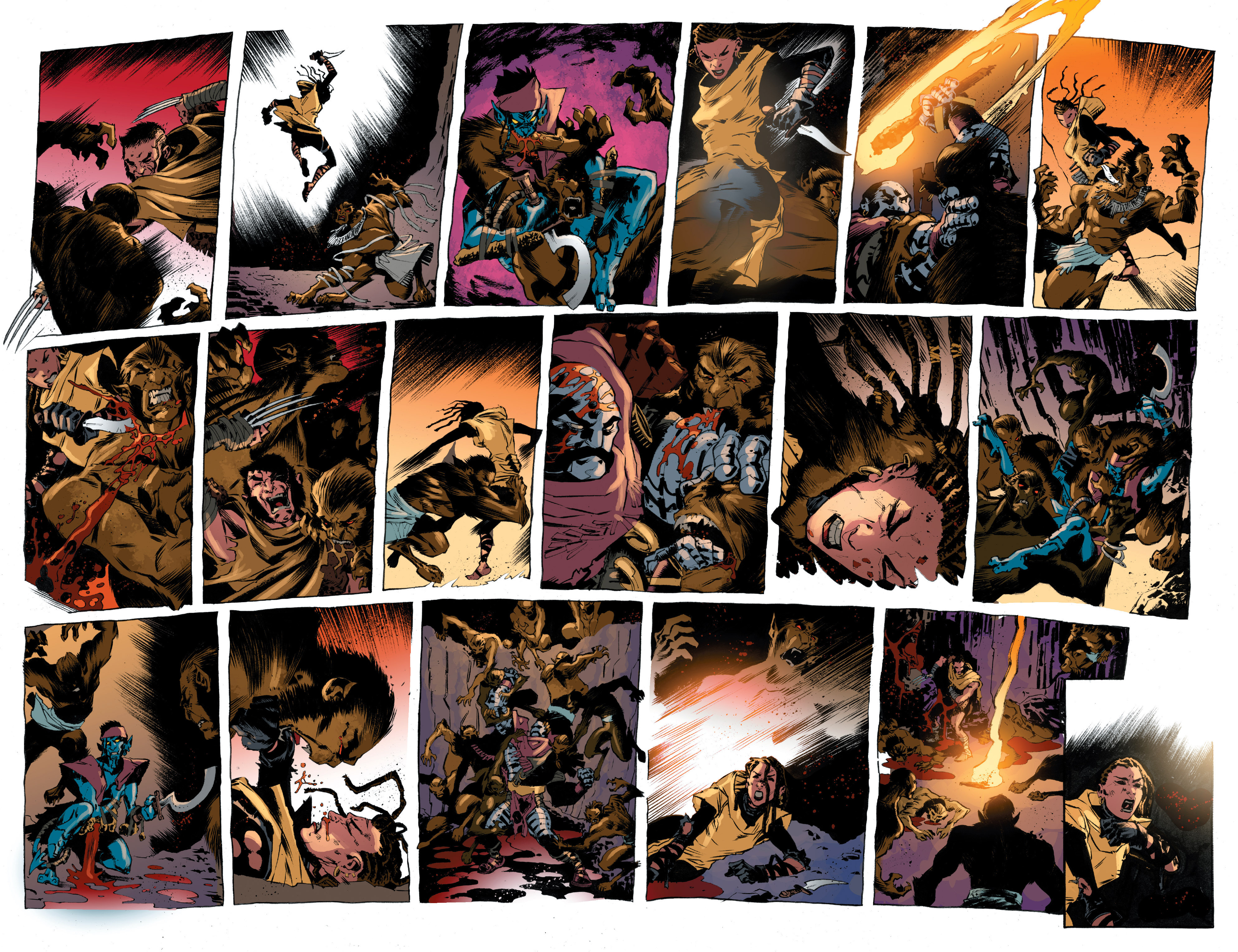 Read online Secret Wars Journal/Battleworld comic -  Issue # TPB - 21