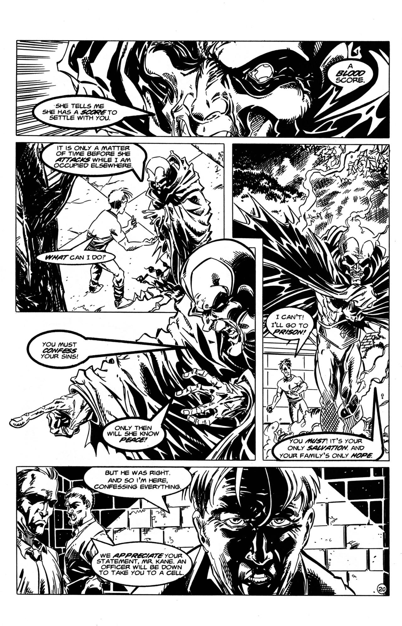 Read online Dr. Weird (1997) comic -  Issue #2 - 22