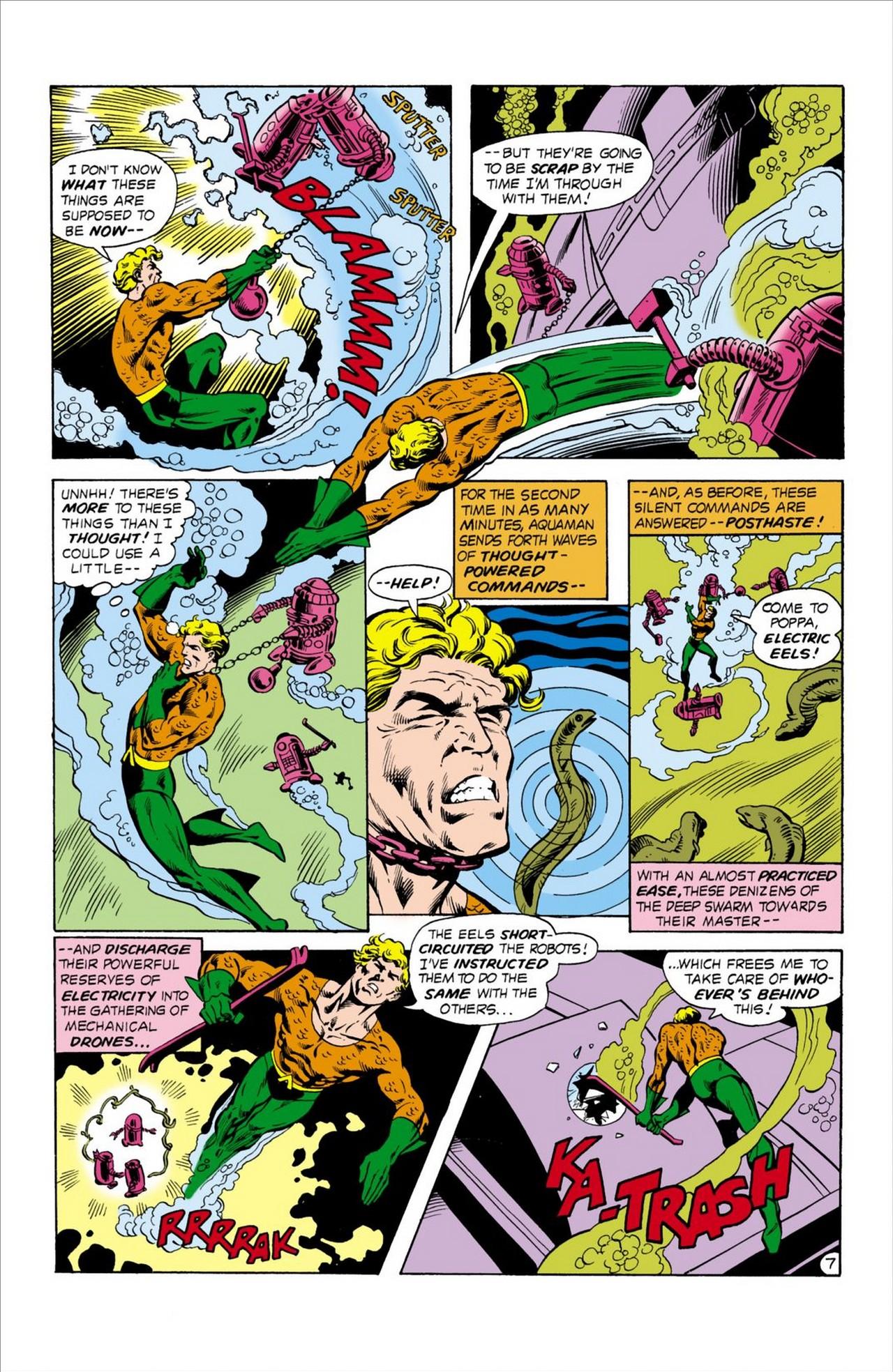 Read online Aquaman (1962) comic -  Issue #62 - 8
