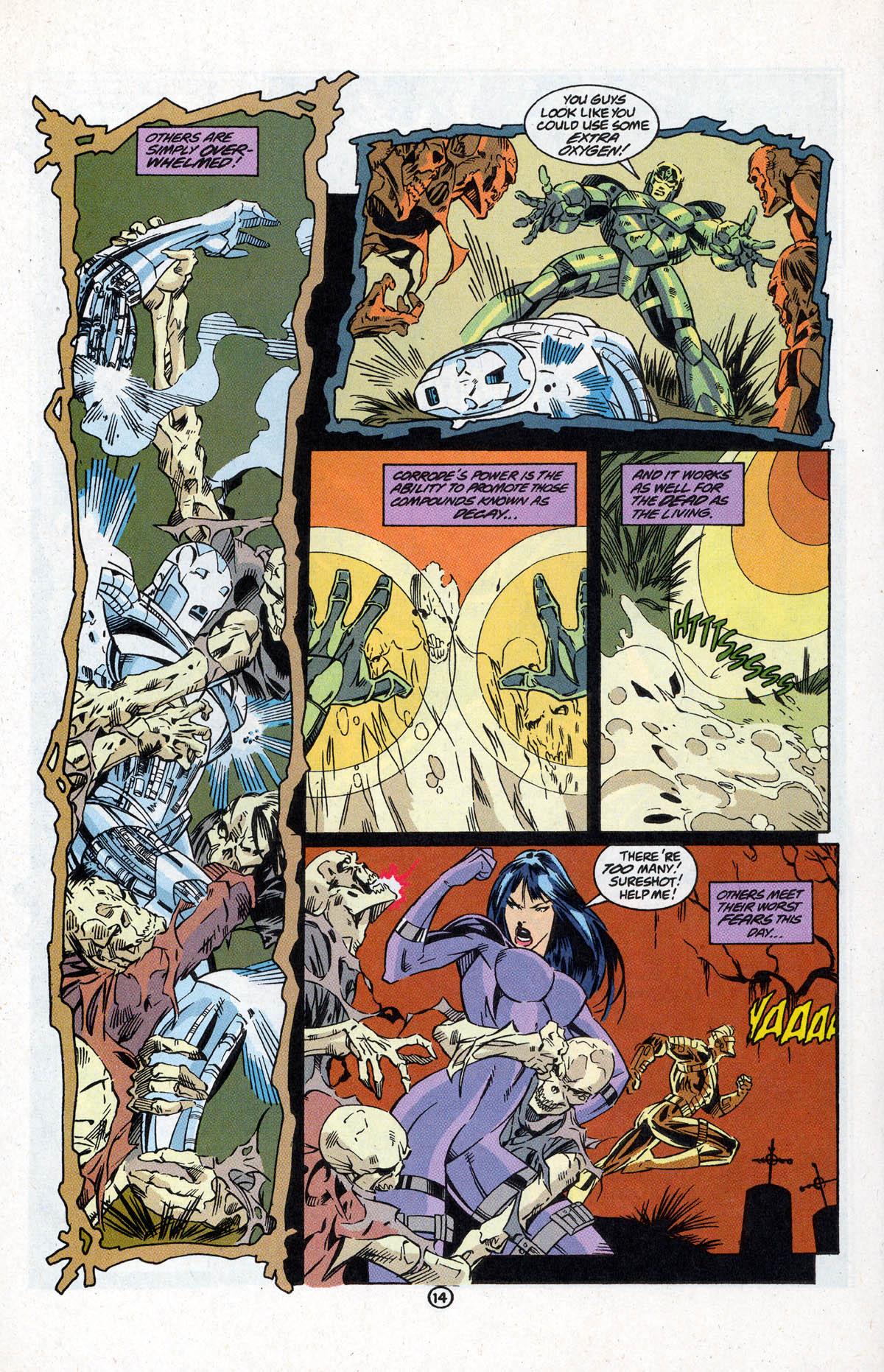 Read online Artemis: Requiem comic -  Issue #5 - 20