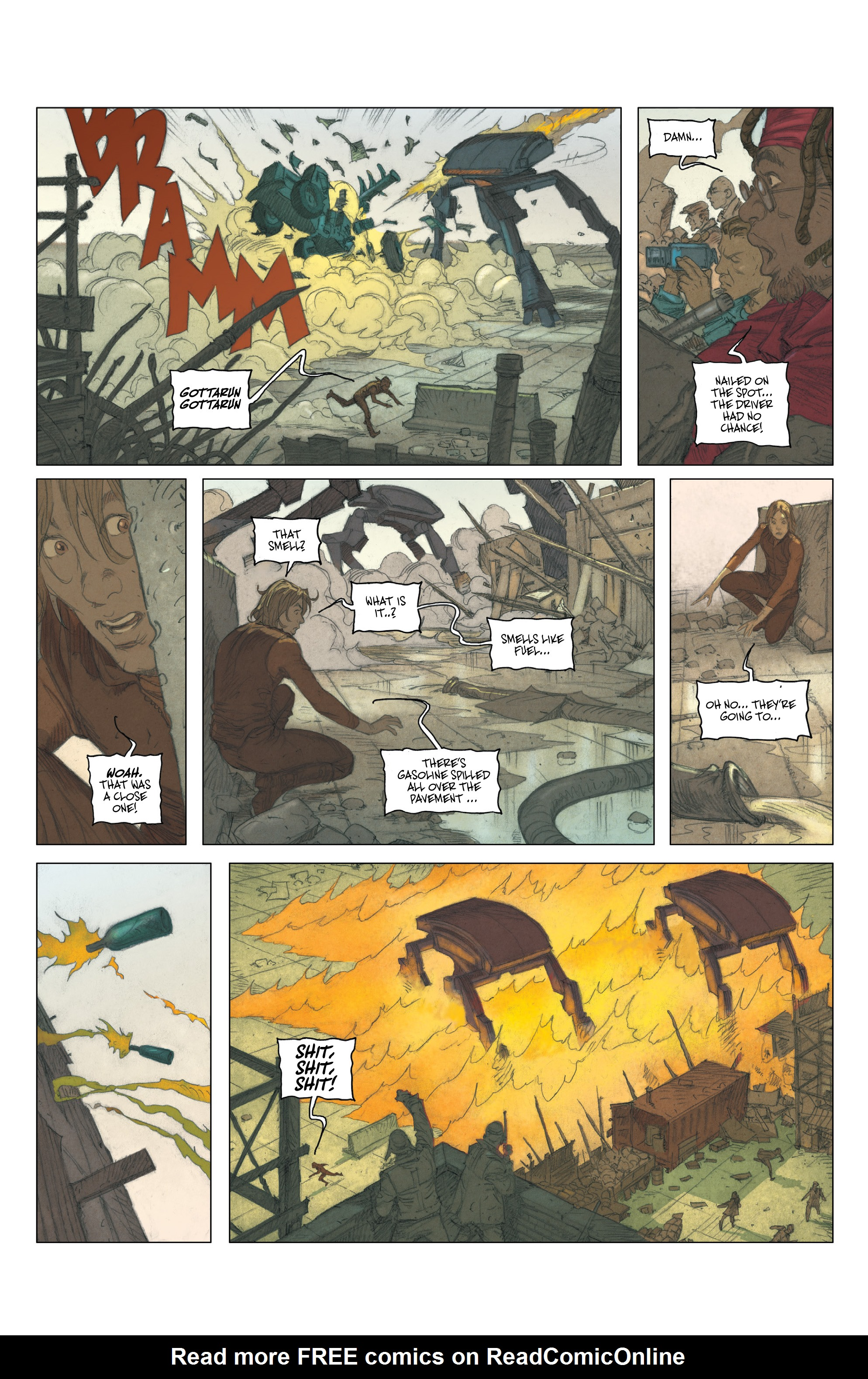 Read online Ab Irato comic -  Issue #2 - 21