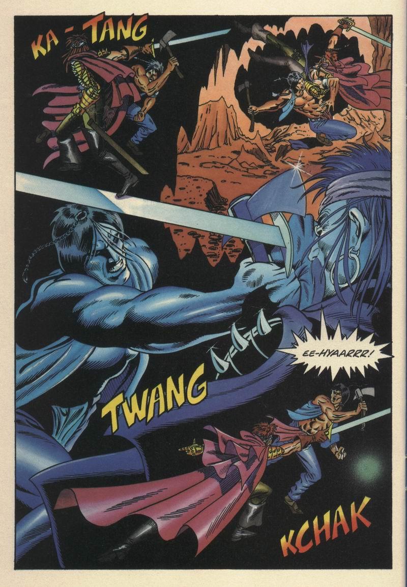 Read online Turok, Dinosaur Hunter (1993) comic -  Issue #15 - 19
