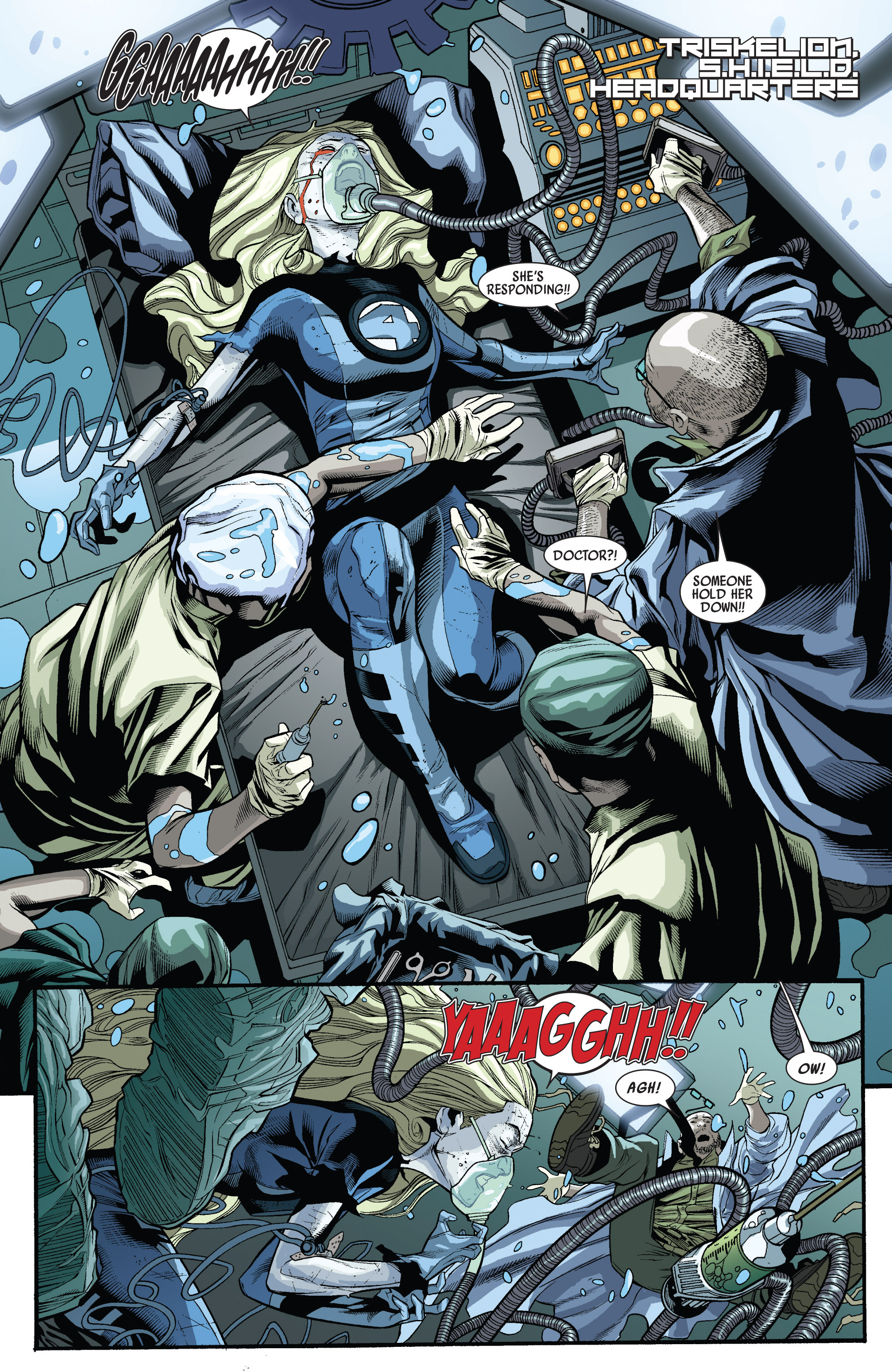 Read online Ultimate Comics Doomsday comic -  Issue # Full - 189
