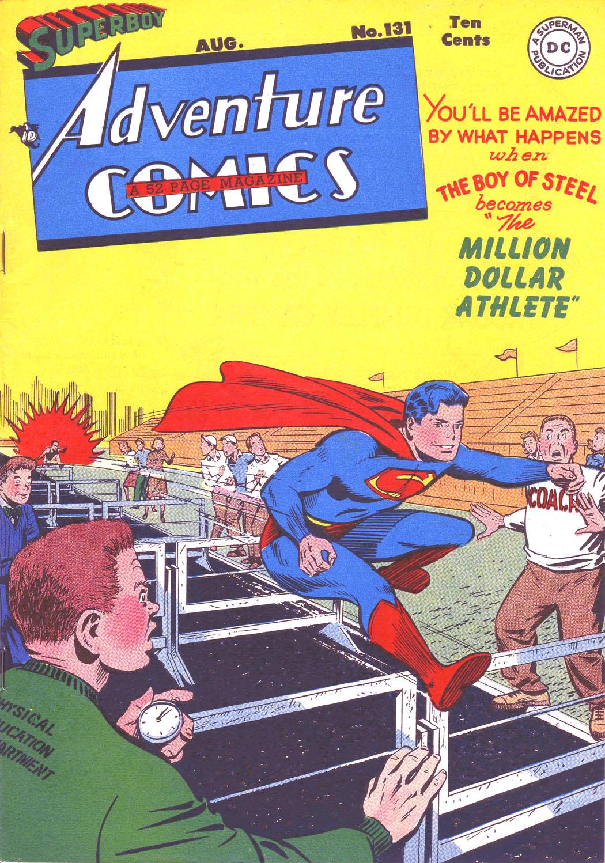 Read online Adventure Comics (1938) comic -  Issue #131 - 1