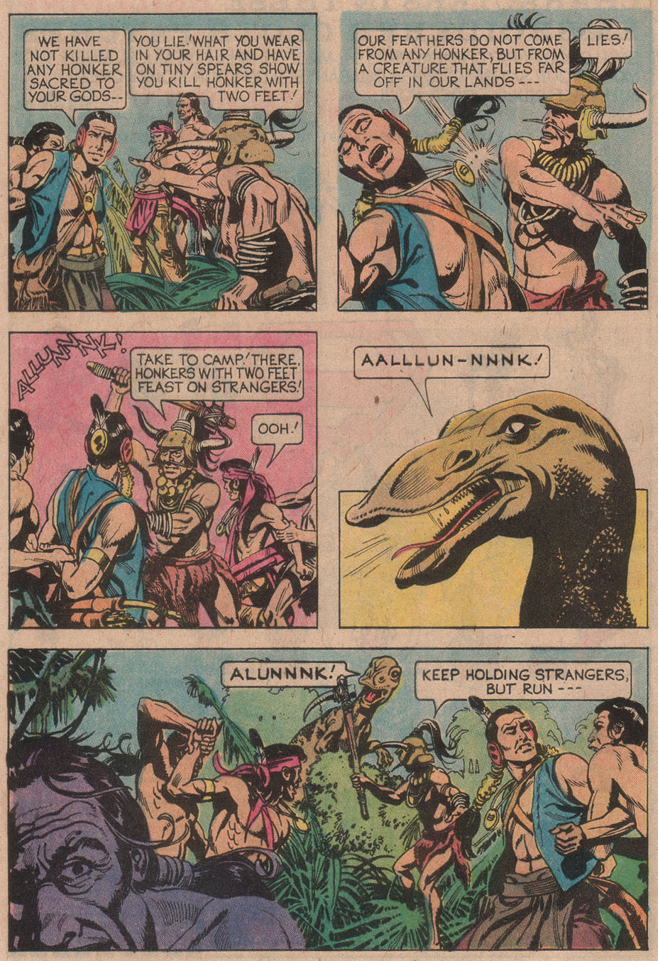 Read online Turok, Son of Stone comic -  Issue #110 - 8