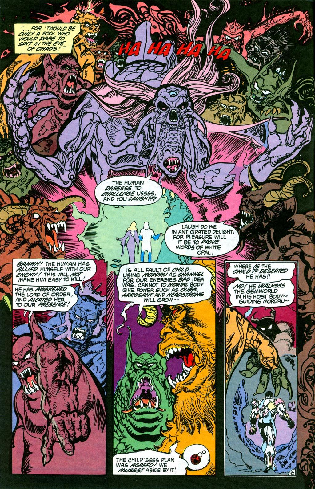 Read online Amethyst (1987) comic -  Issue #2 - 8
