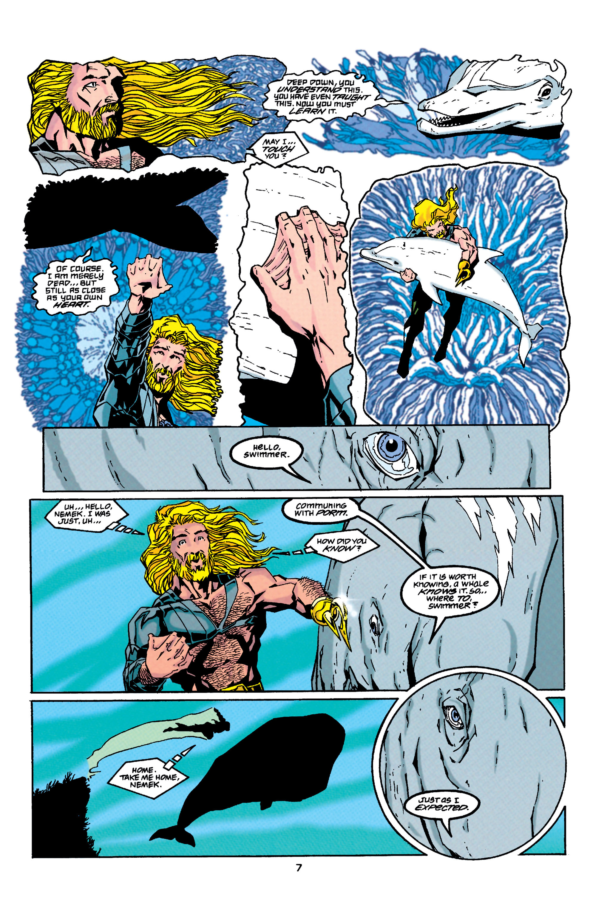 Read online Aquaman (1994) comic -  Issue #36 - 8