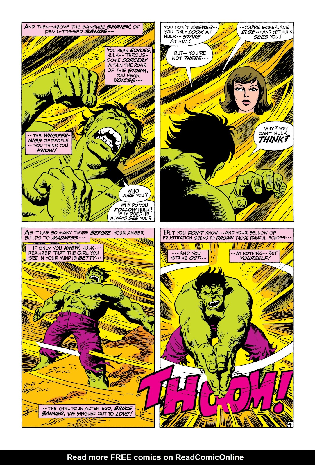 Read online Marvel Masterworks: The Incredible Hulk comic -  Issue # TPB 8 (Part 1) - 45