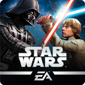 Star Wars Galaxy of Heroes collect and build your ultimate Jedi and Sith characters