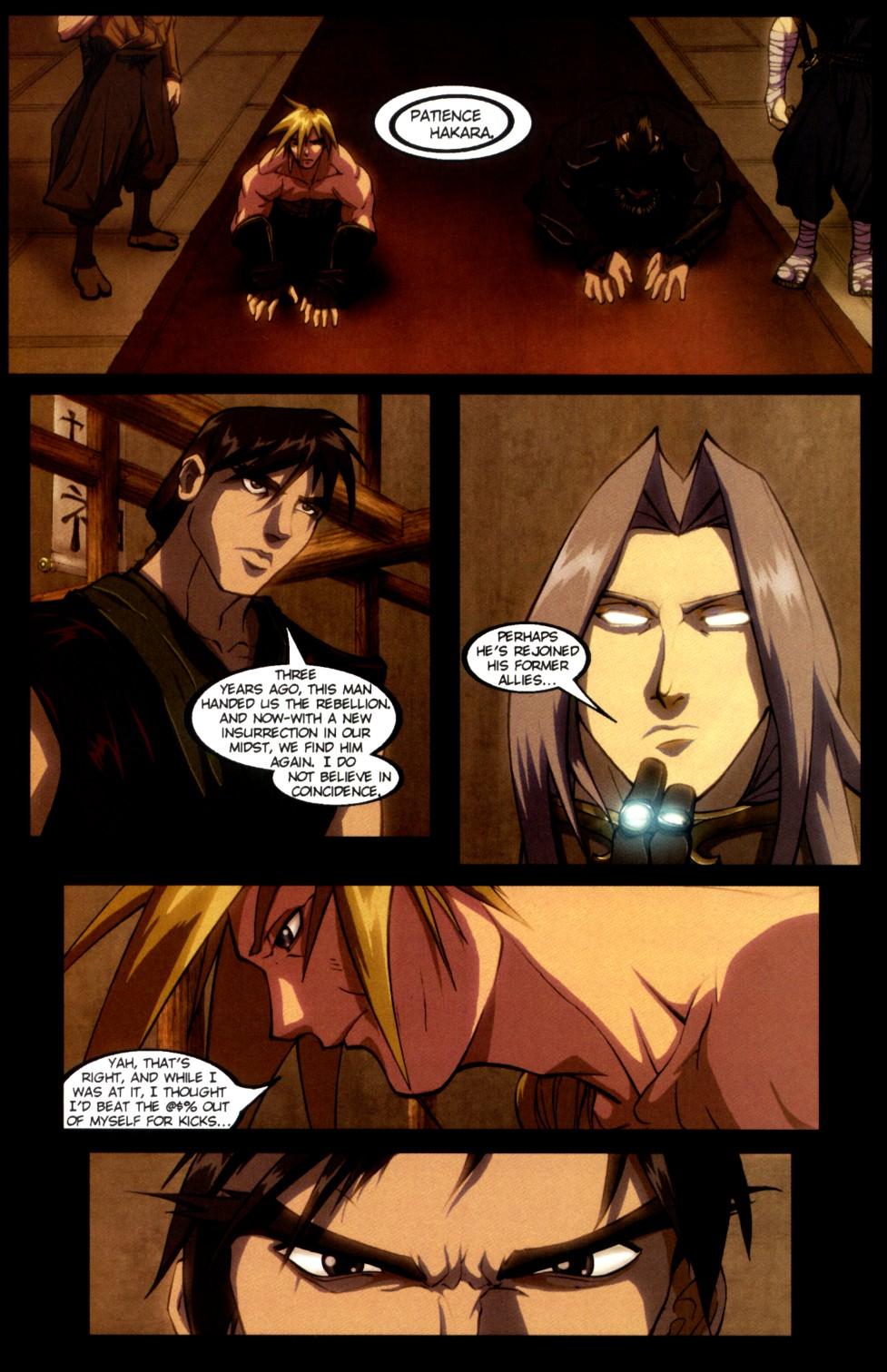 Read online Shidima comic -  Issue #3 - 22