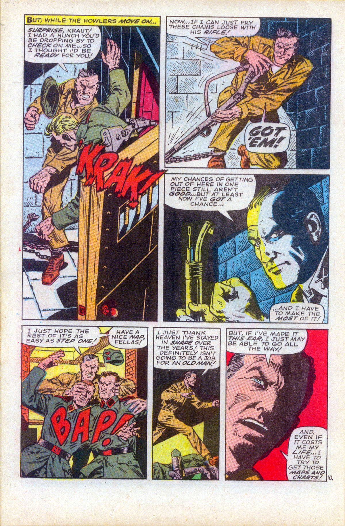 Read online Sgt. Fury comic -  Issue #61 - 16