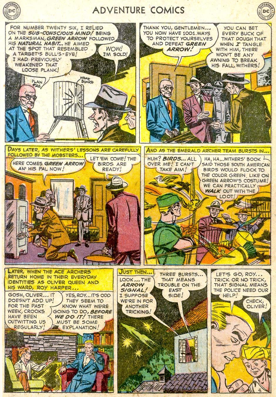 Read online Adventure Comics (1938) comic -  Issue #174 - 36
