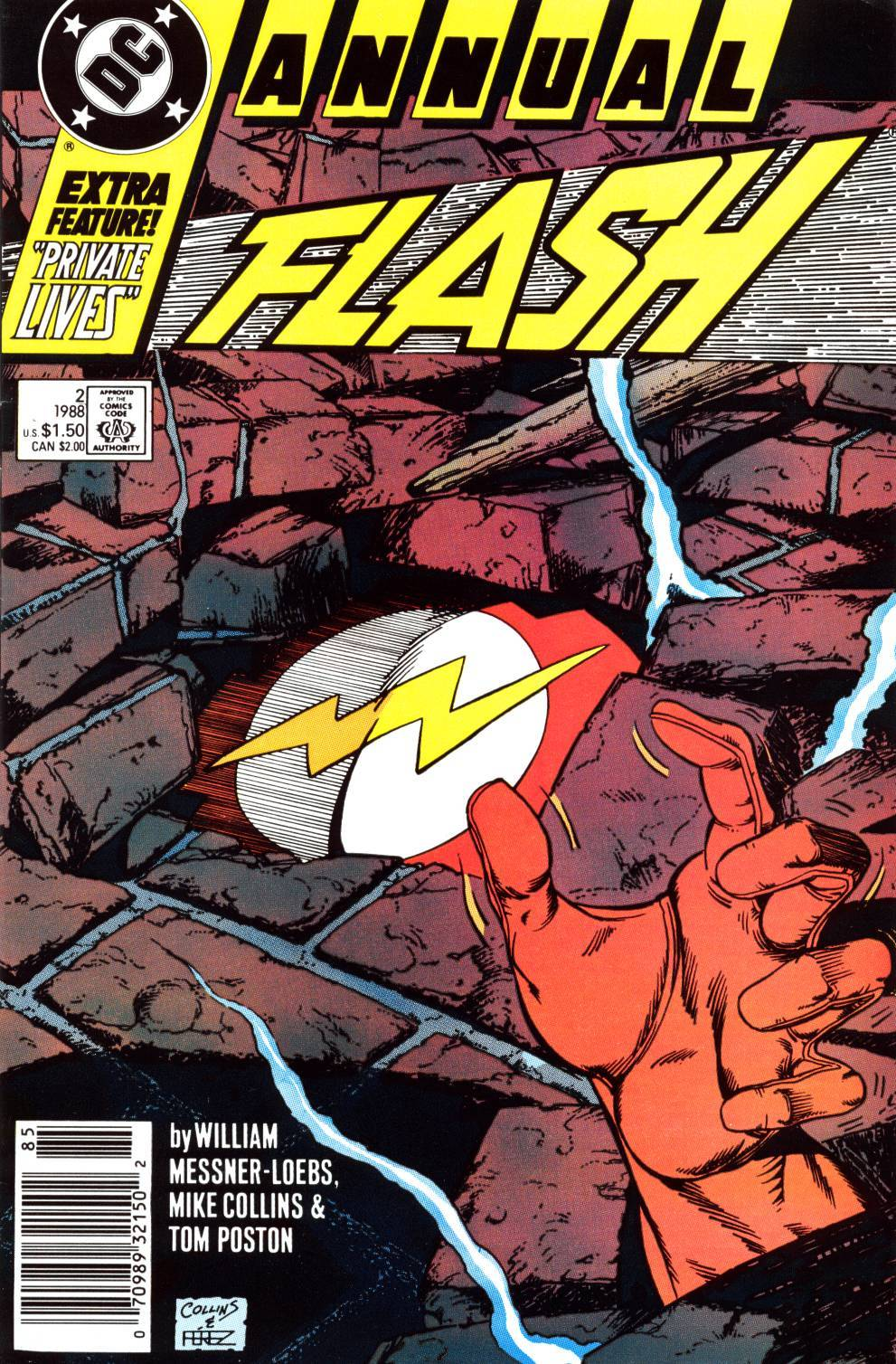 The Flash Annual issue 2 - Page 1