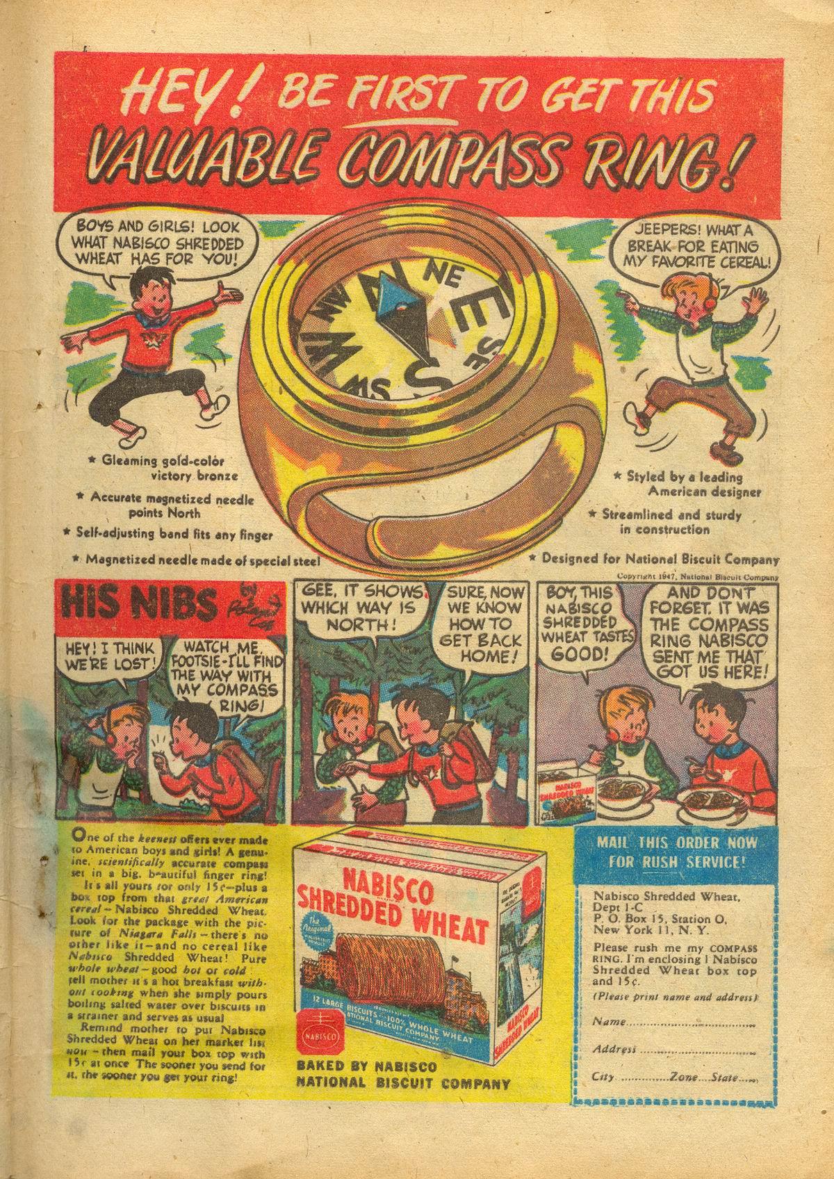 Read online Wonder Woman (1942) comic -  Issue #22 - 49