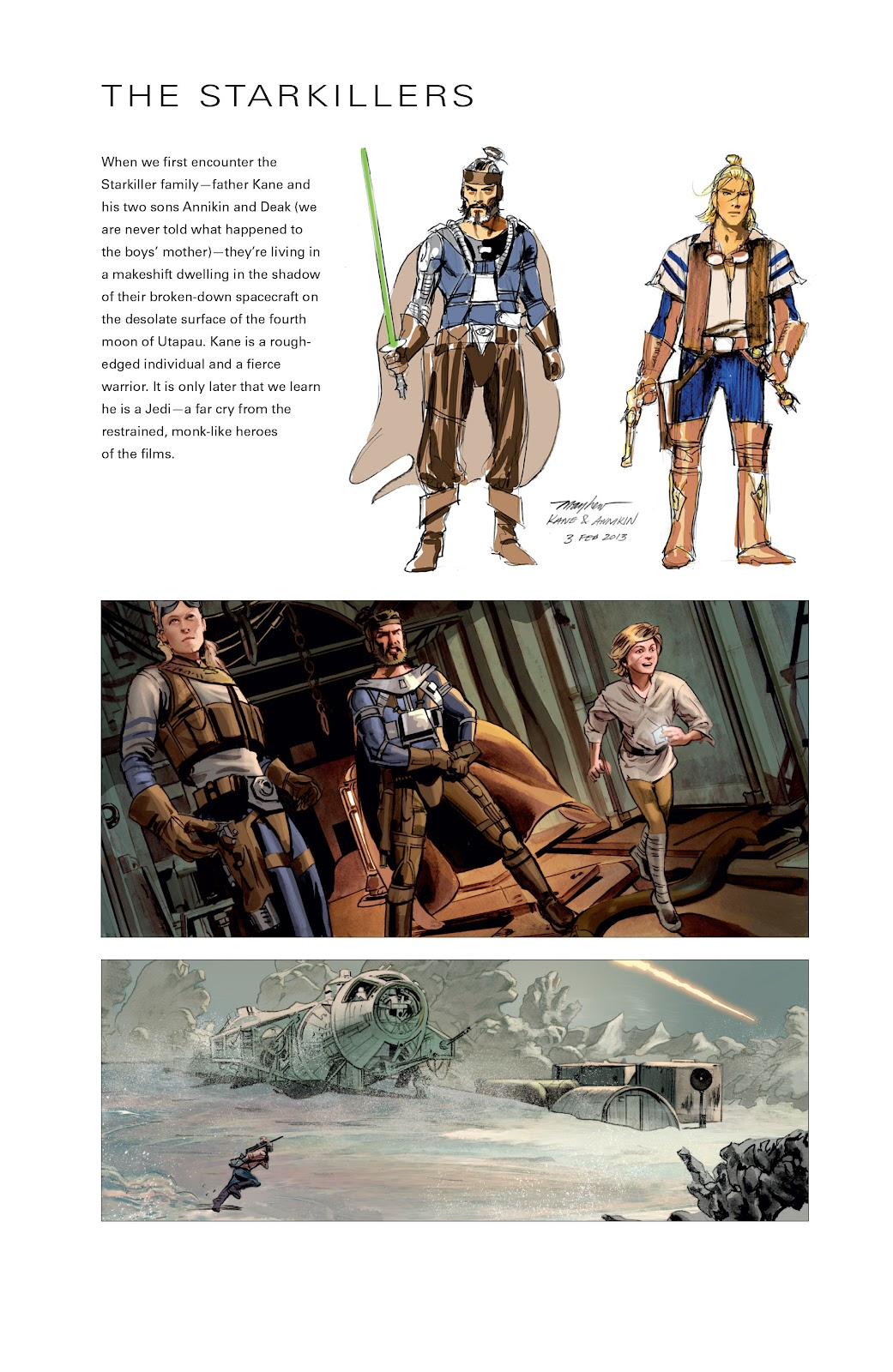 Read online Star Wars Legends: Infinities - Epic Collection comic -  Issue # TPB (Part 5) - 90
