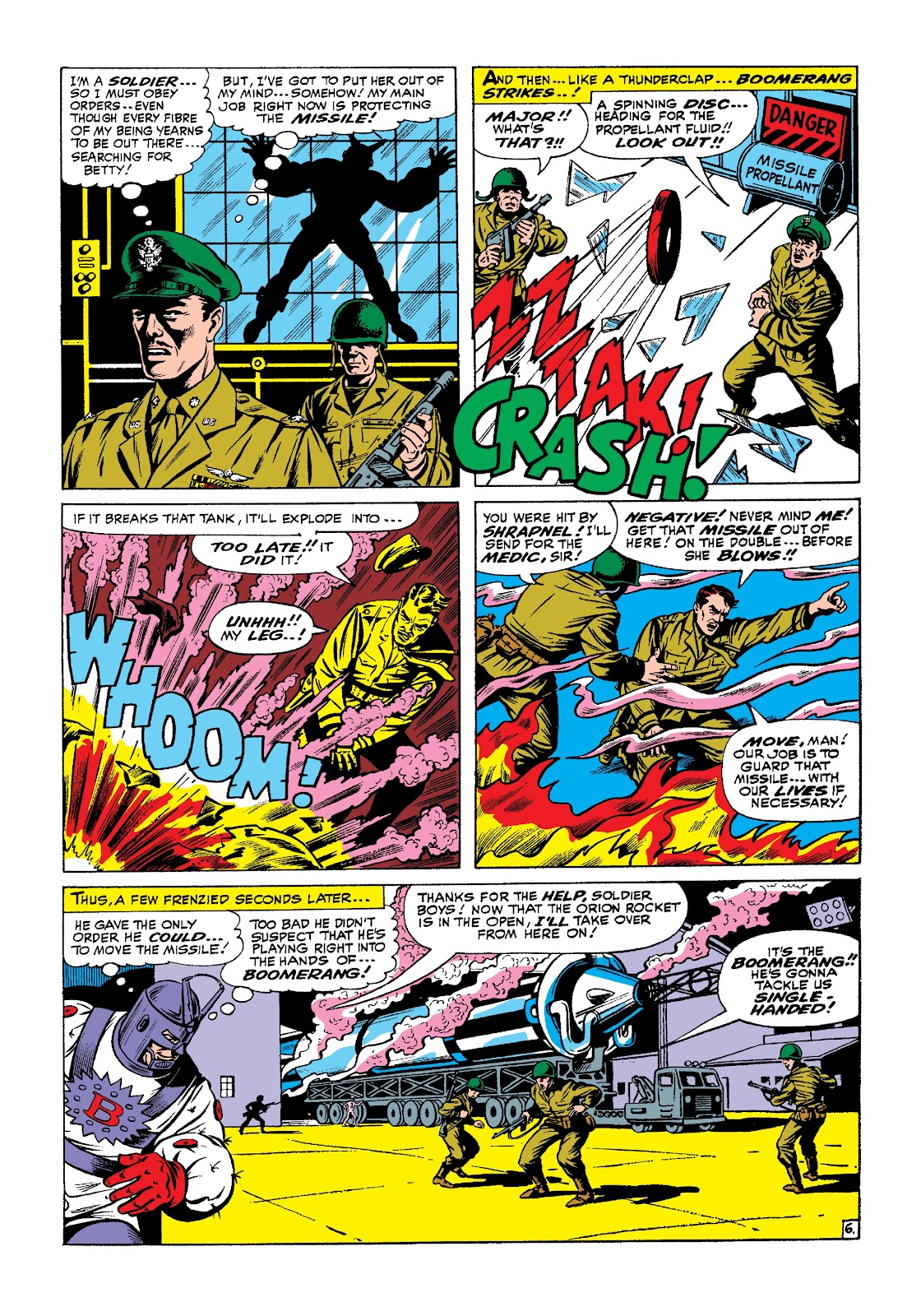 Read online Marvel Masterworks: The Incredible Hulk comic -  Issue # TPB 3 (Part 1) - 46