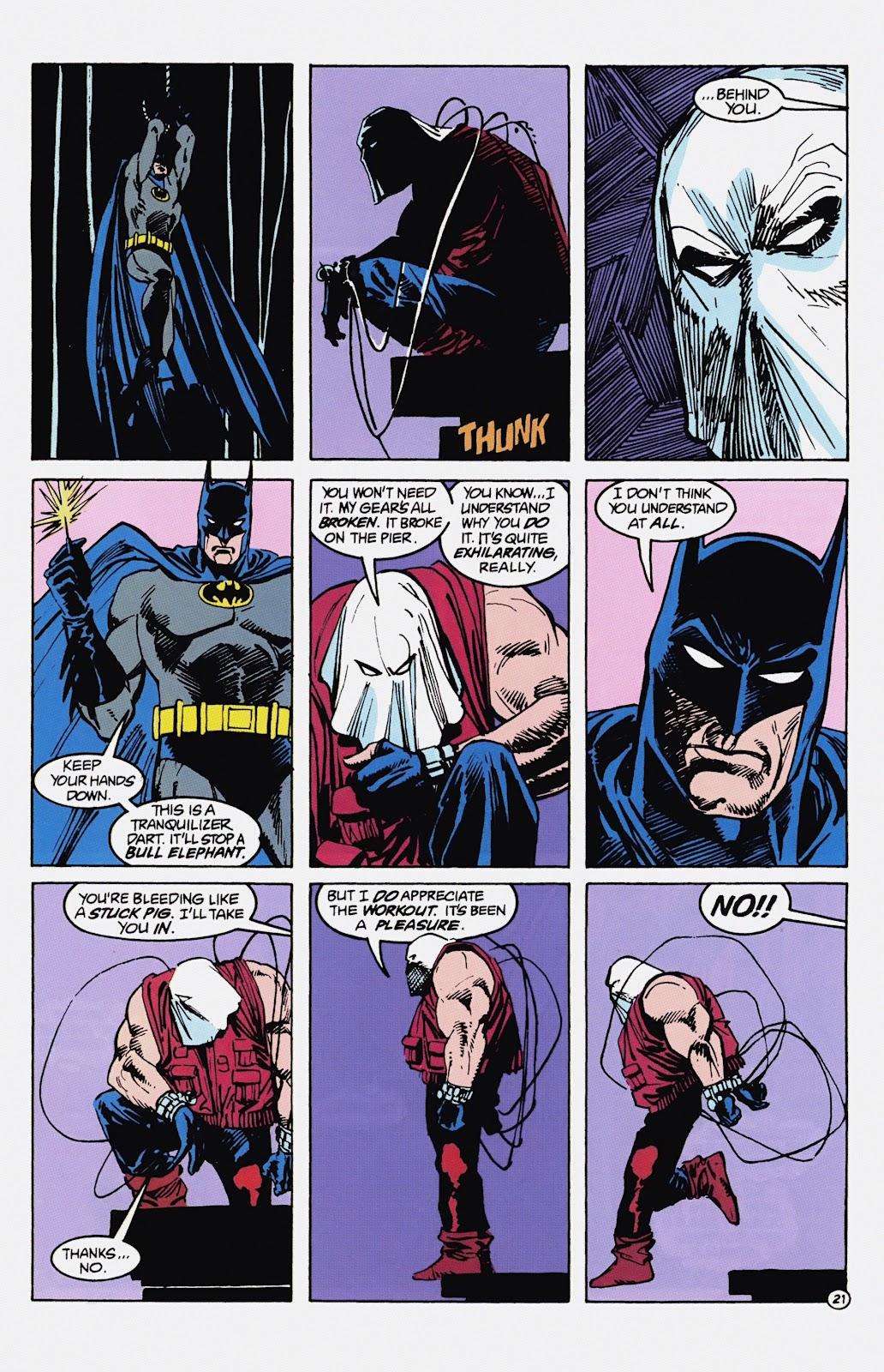 Read online Detective Comics (1937) comic -  Issue # _TPB Batman - Blind Justice (Part 1) - 26