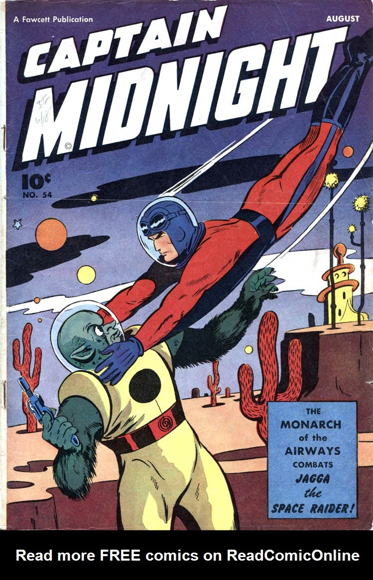 Captain Midnight (1942) issue 54 - Page 1